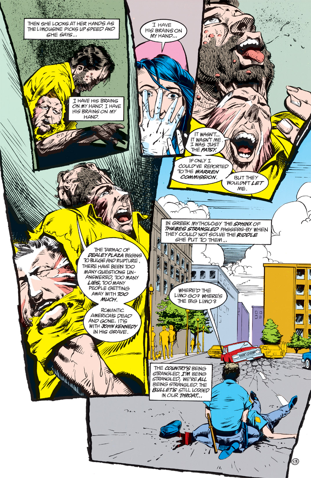 Read online Shade, the Changing Man comic -  Issue #2 - 15