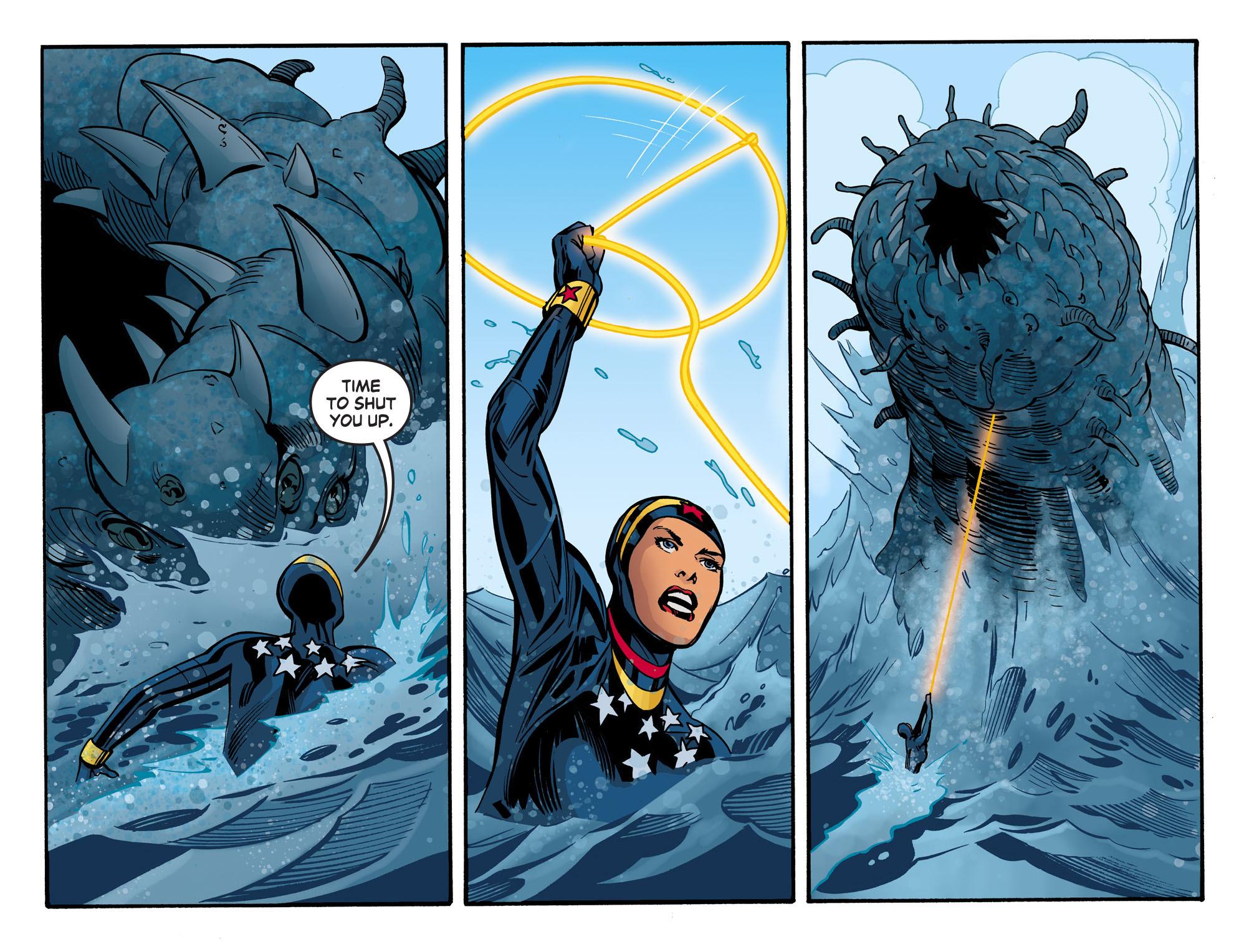 Read online Wonder Woman '77 [I] comic -  Issue #20 - 18