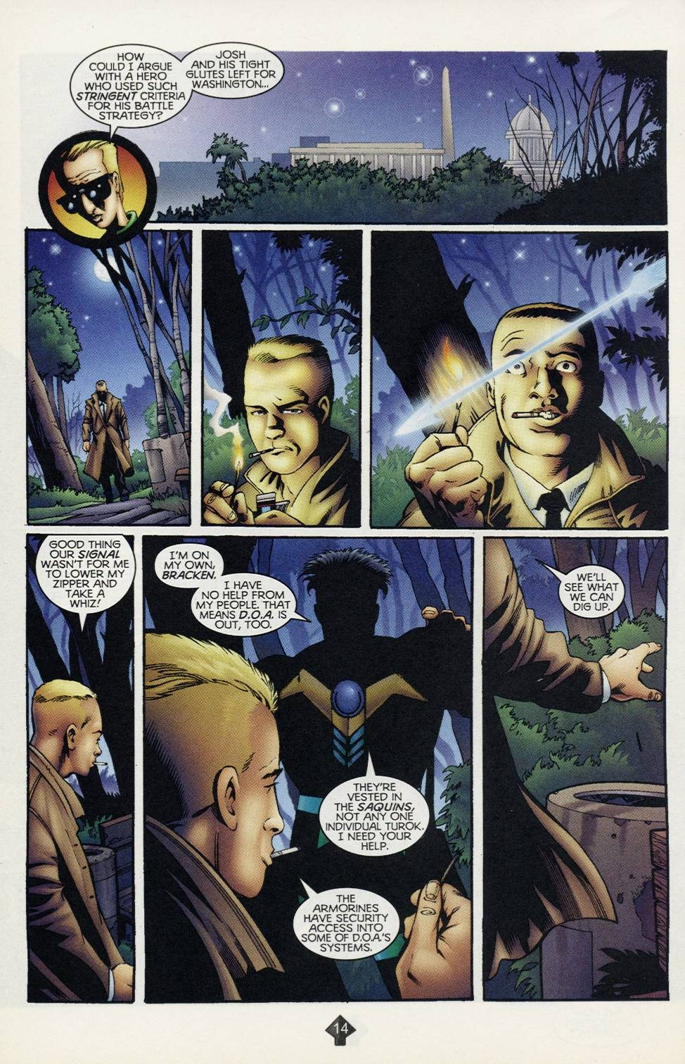 Read online Turok comic -  Issue #2 - 11