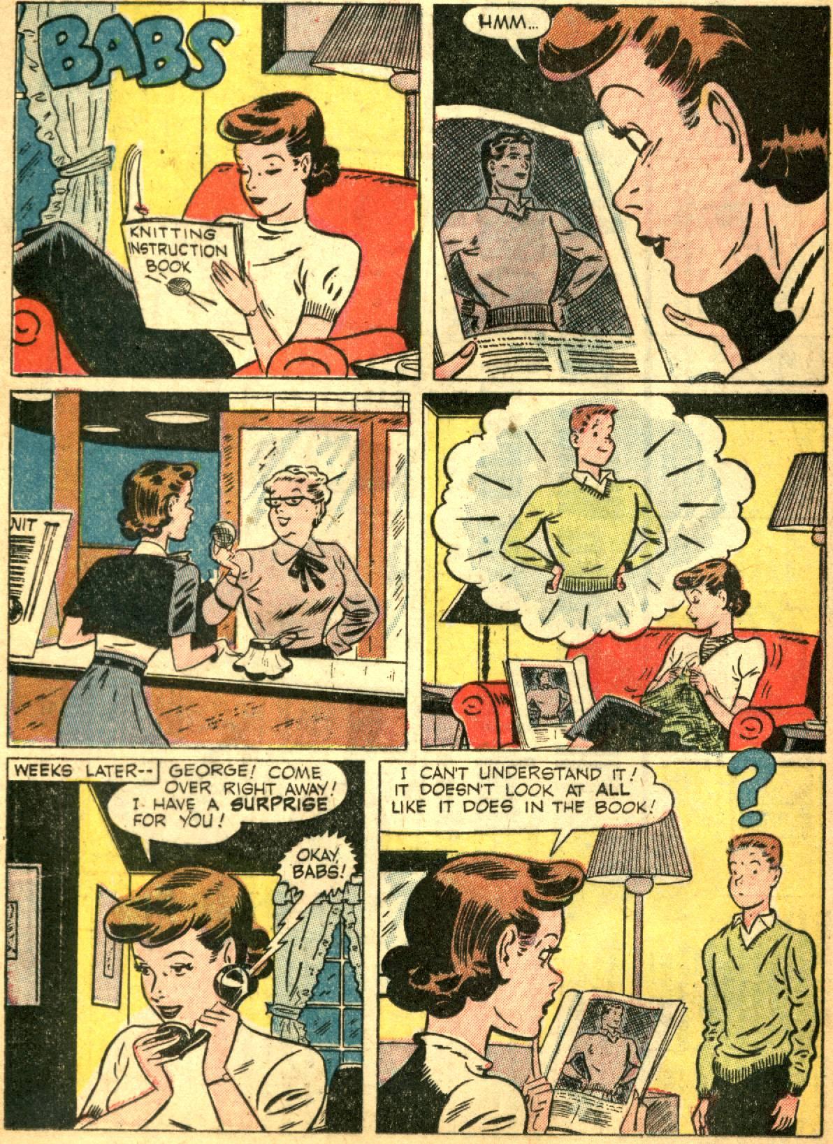 Read online Wonder Woman (1942) comic -  Issue #73 - 12