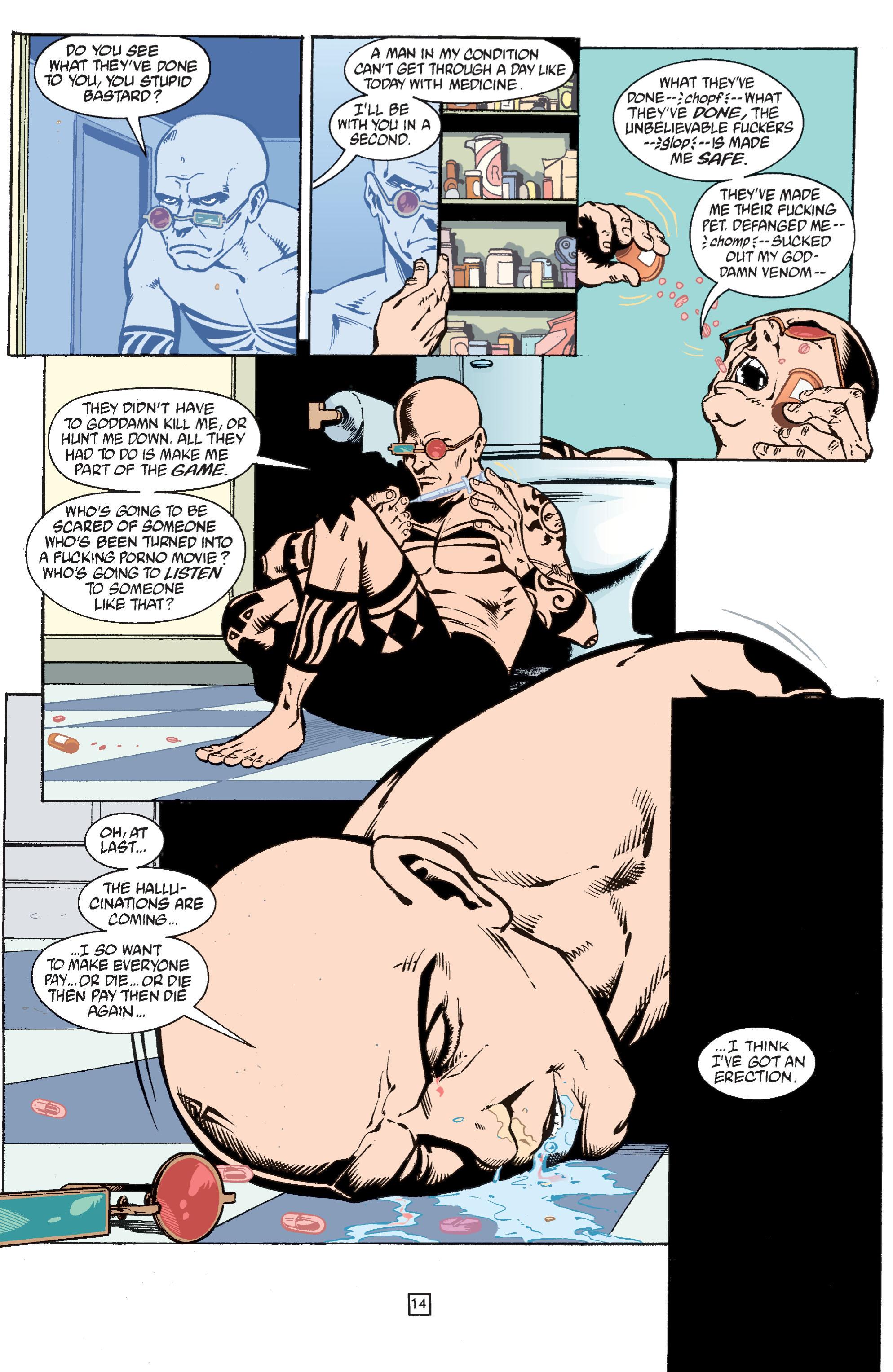 Read online Transmetropolitan comic -  Issue #31 - 15