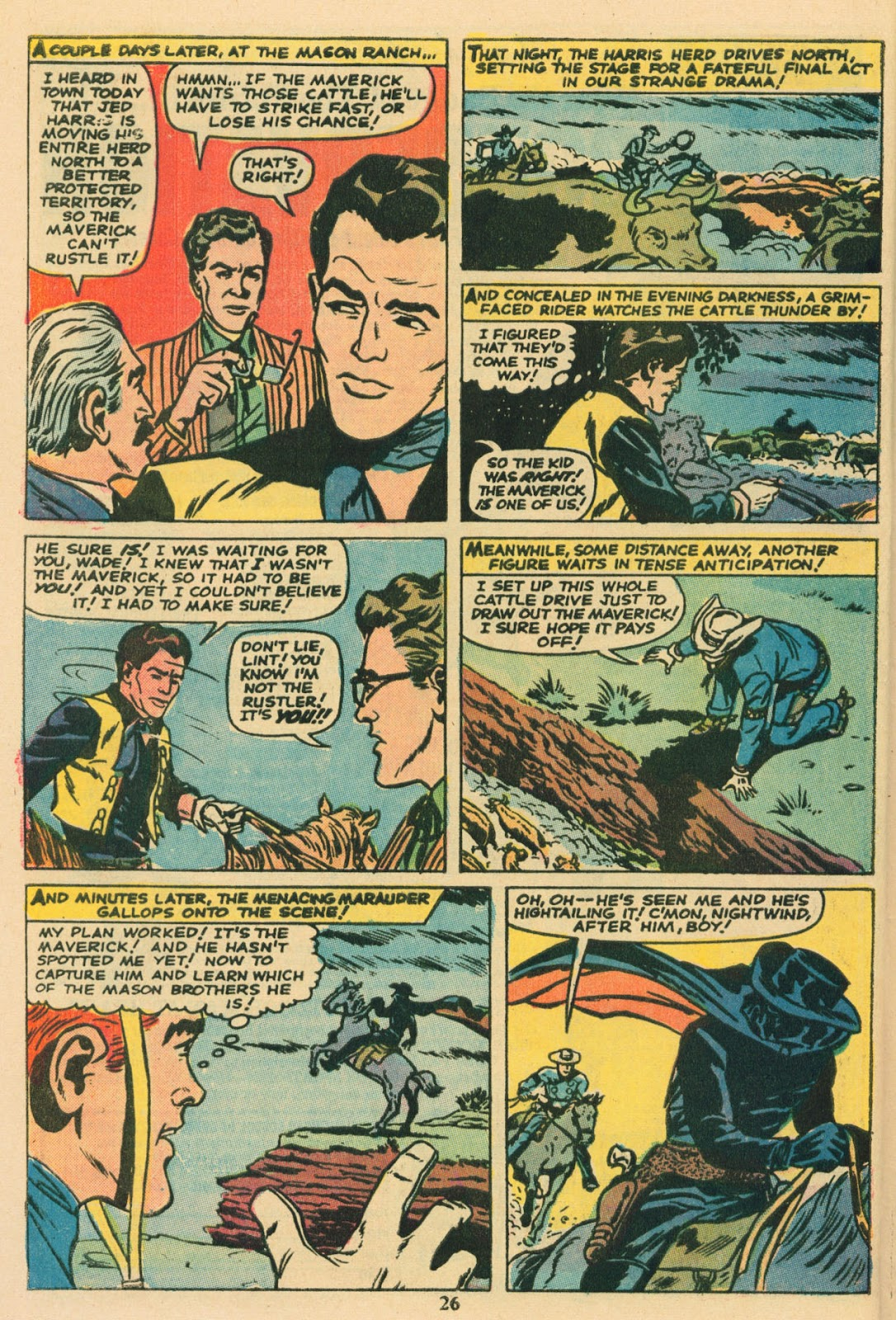 The Rawhide Kid (1955) issue 117 - Page 16