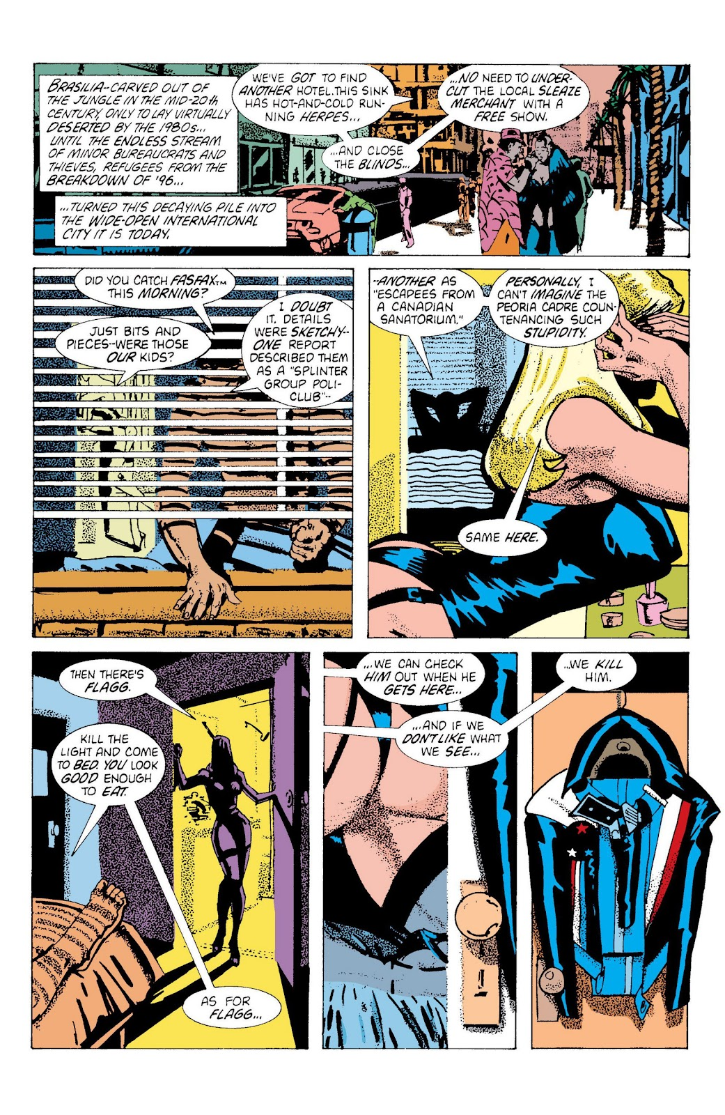 American Flagg! issue Definitive Collection (Part 2) - Page 43