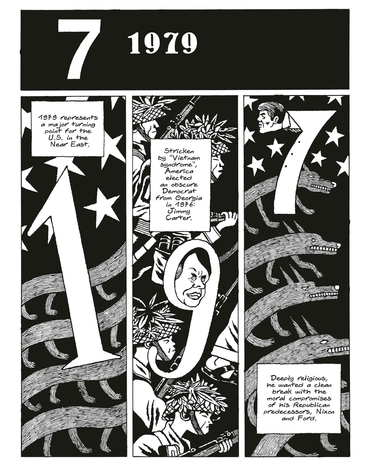 Best of Enemies: A History of US and Middle East Relations issue TPB_2 - Page 54