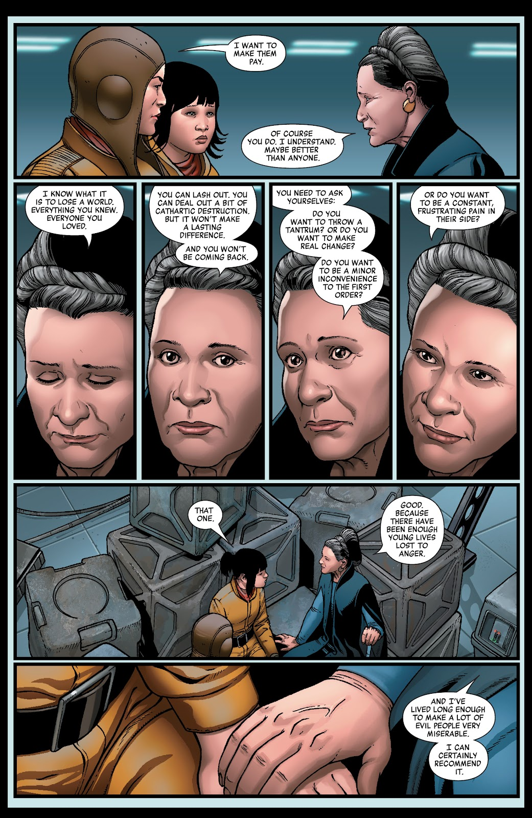 Read online Star Wars: Age of Republic: Heroes comic -  Issue # TPB - 66