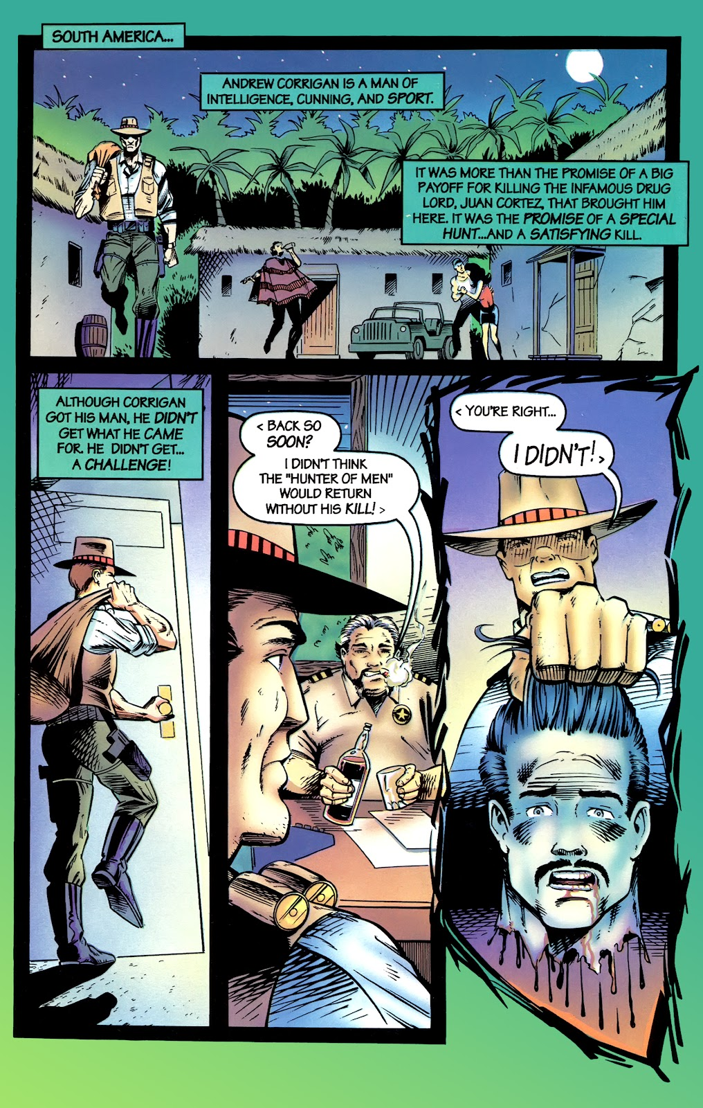 Read online Perg comic -  Issue #4 - 21