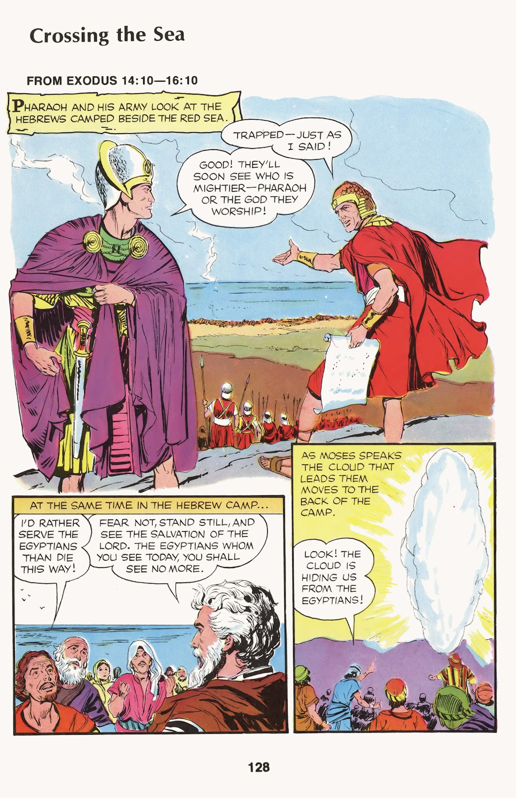 The Picture Bible issue TPB (Part 2) - Page 31