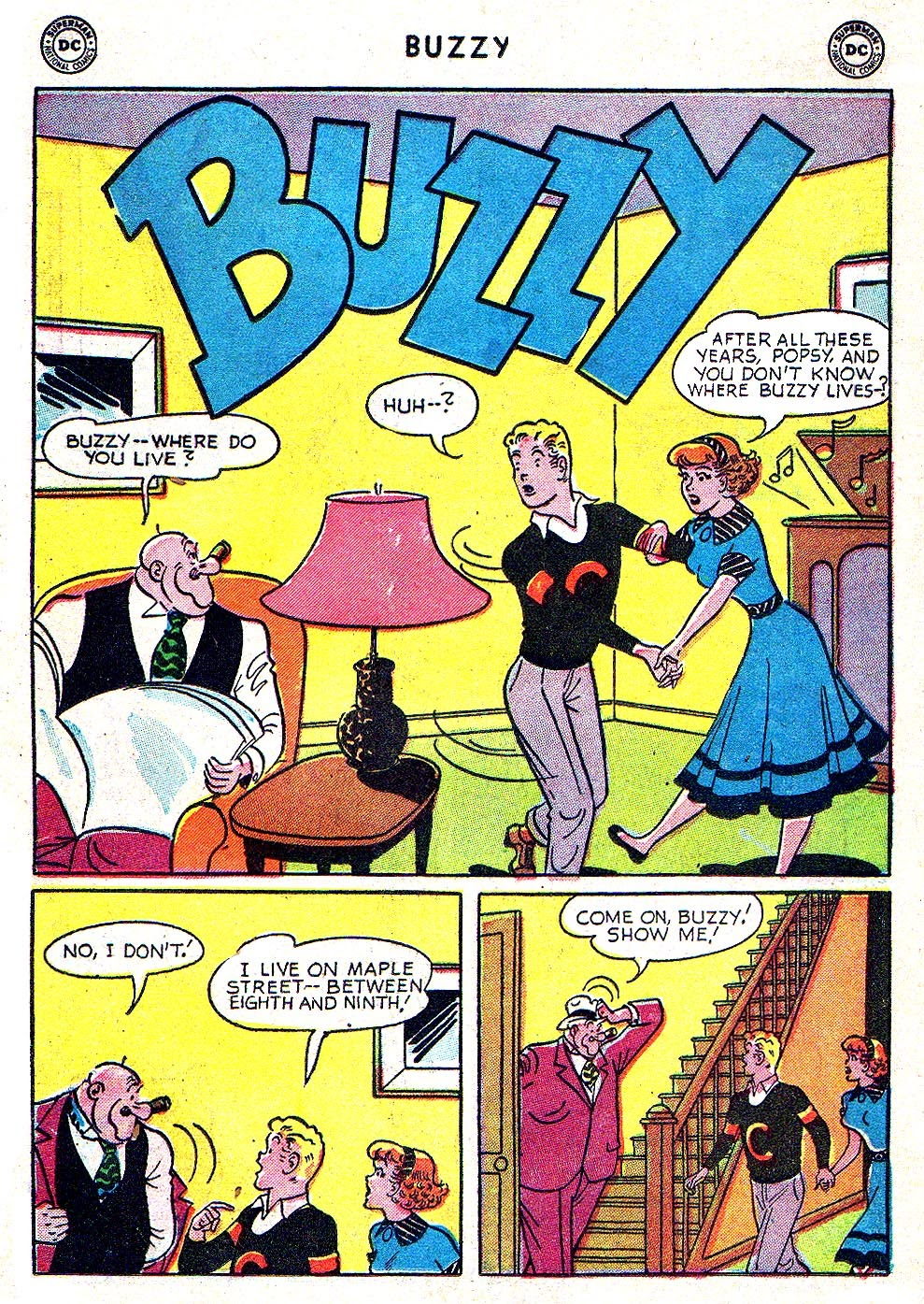 Buzzy issue 44 - Page 22