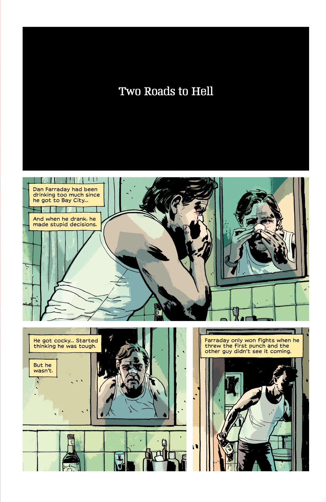 Read online Criminal (2019) comic -  Issue #10 - 3