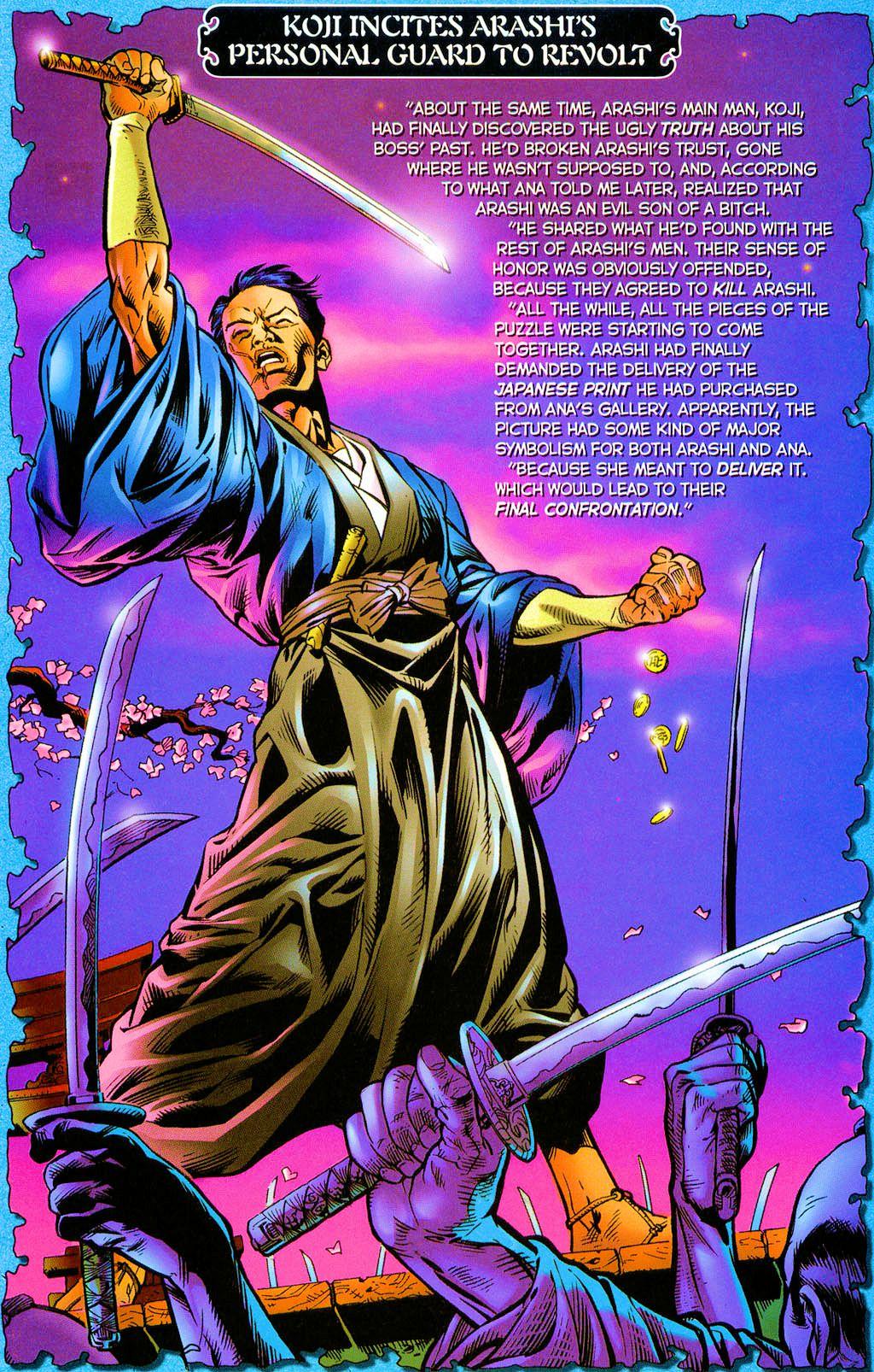 Read online Shi: Rekishi comic -  Issue #2 - 16