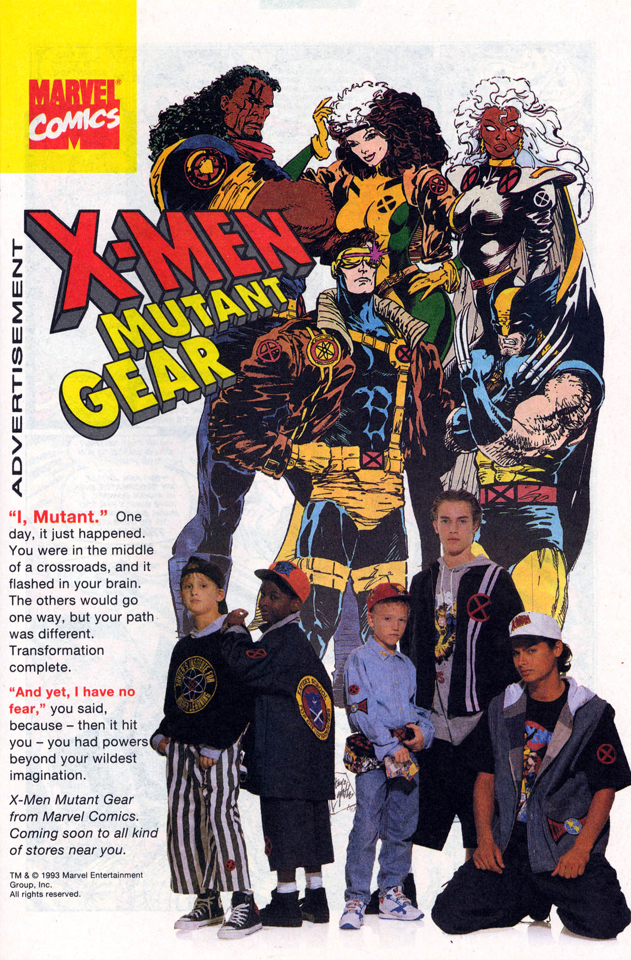 Read online X-Force (1991) comic -  Issue #30 - 6