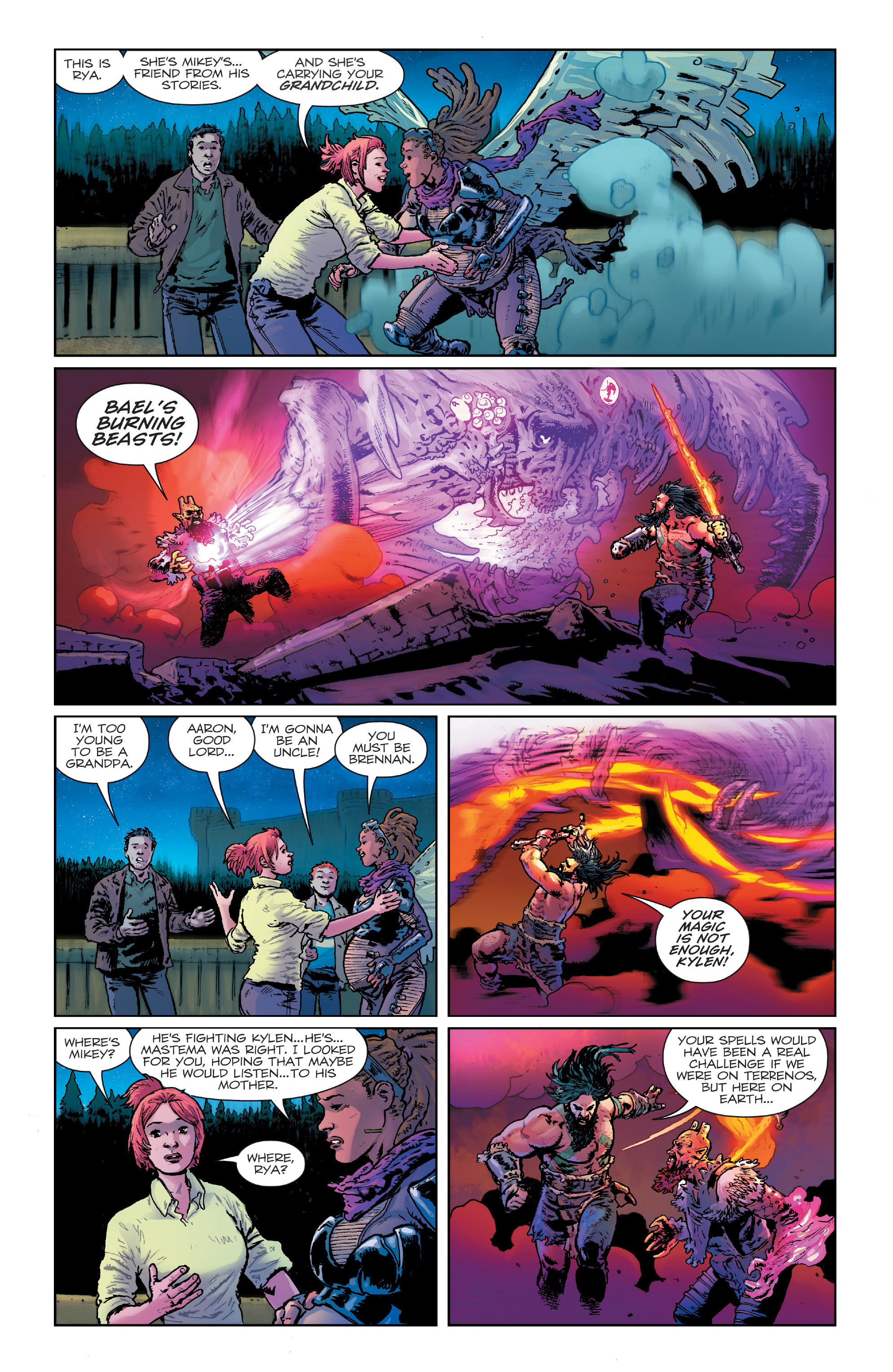 Read online Birthright (2014) comic -  Issue #24 - 13