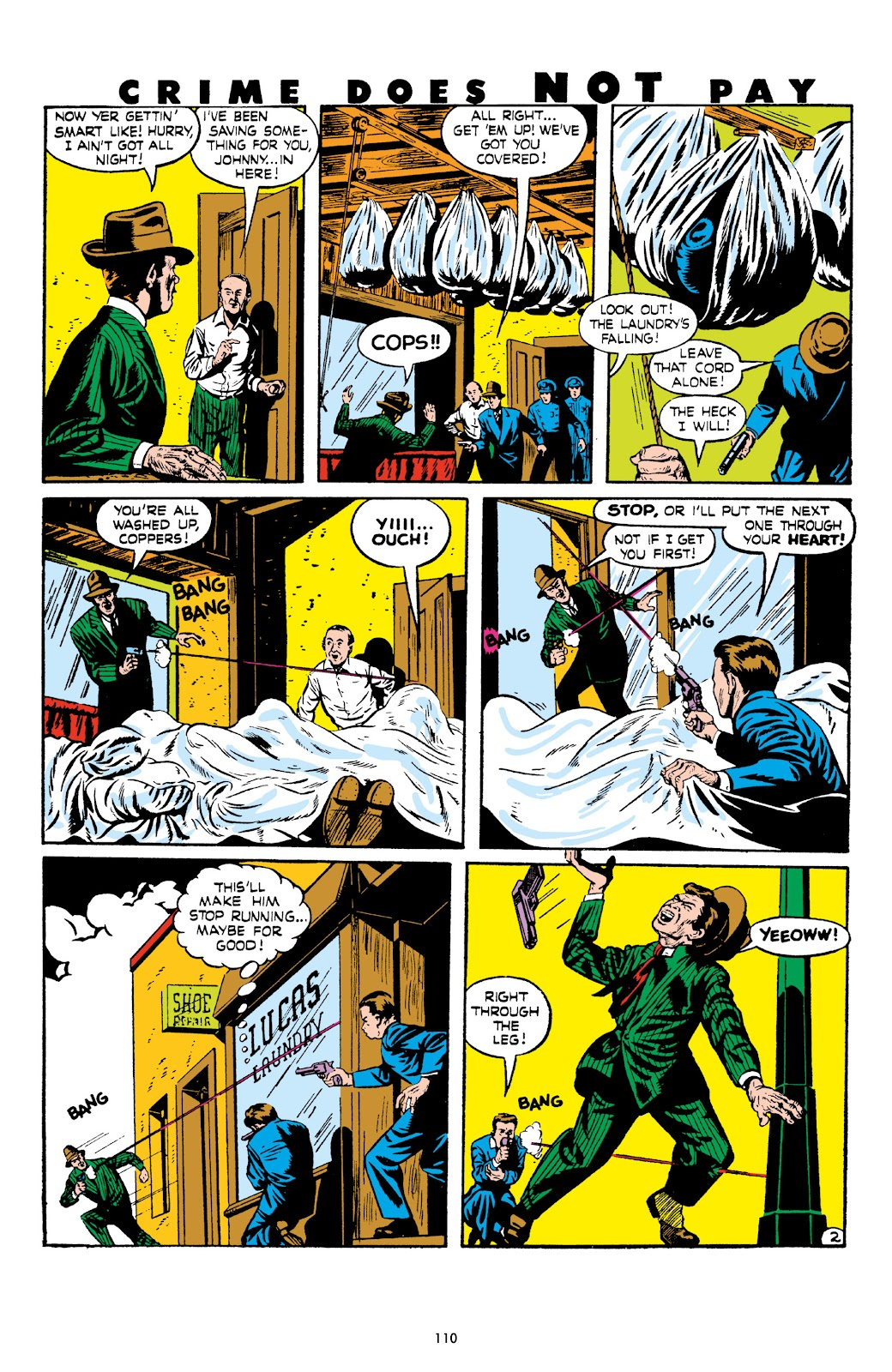 Read online Crime Does Not Pay Archives comic -  Issue # TPB 8 (Part 2) - 11