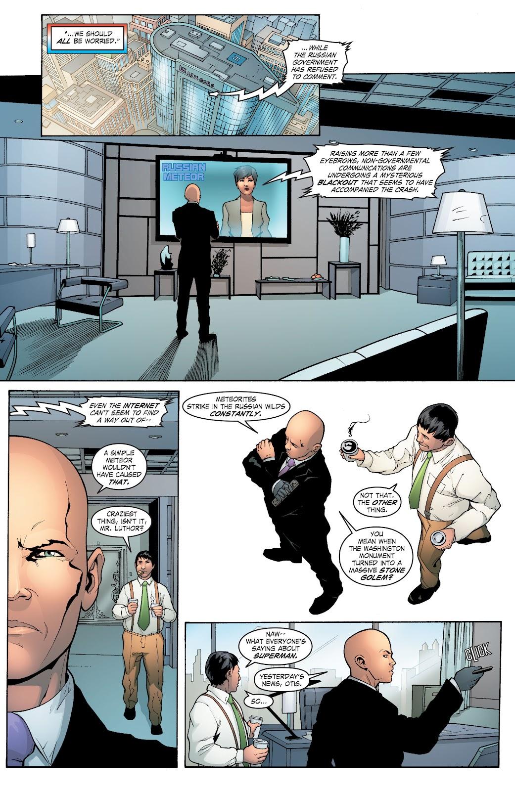 Read online Smallville Season 11 [II] comic -  Issue # TPB 6 - 62