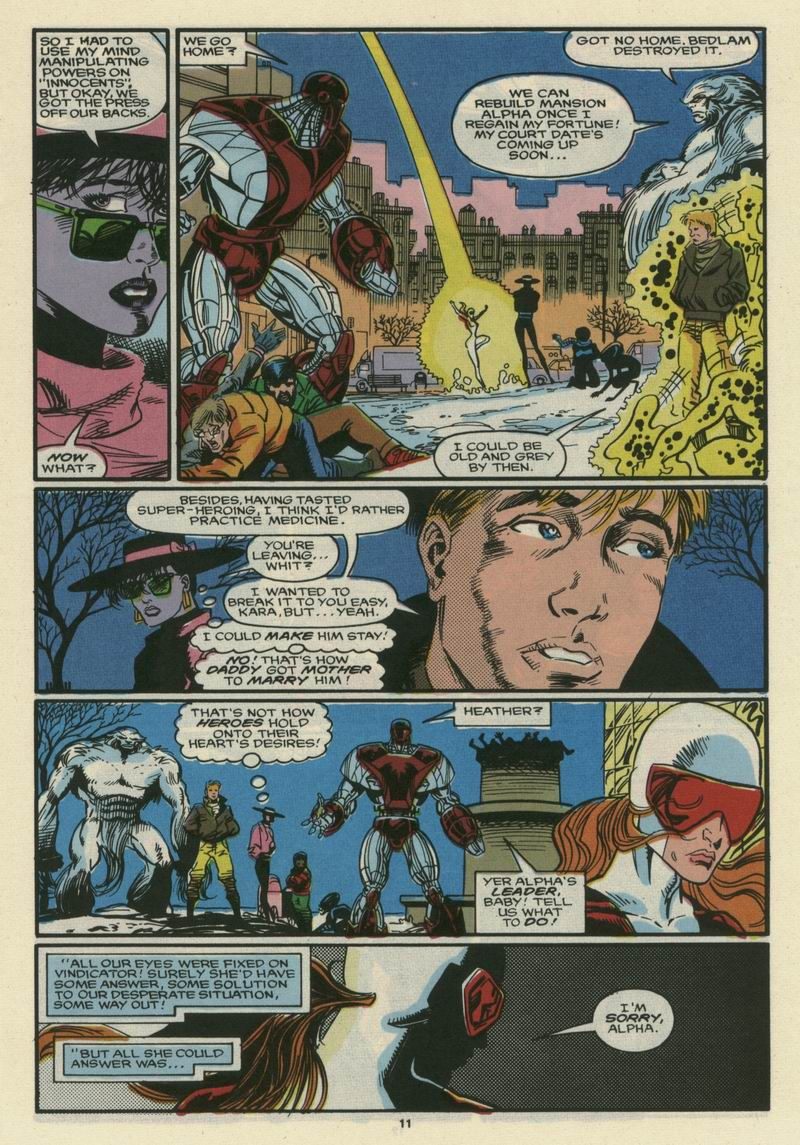 Read online Alpha Flight (1983) comic -  Issue #62 - 12
