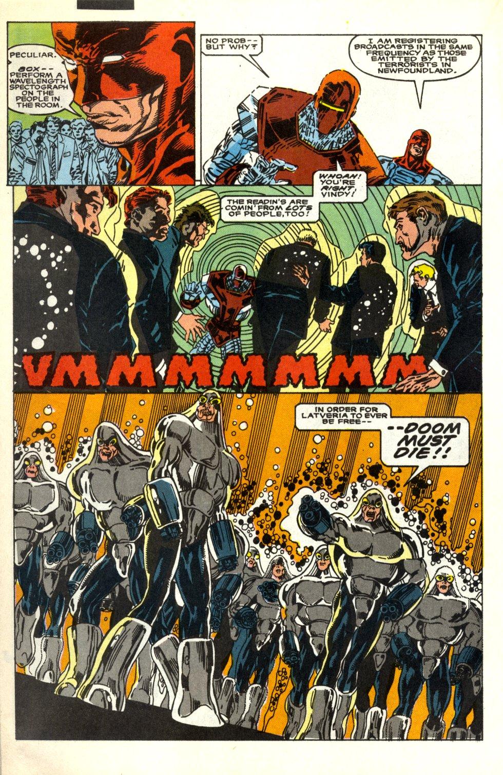Read online Alpha Flight (1983) comic -  Issue #91 - 16