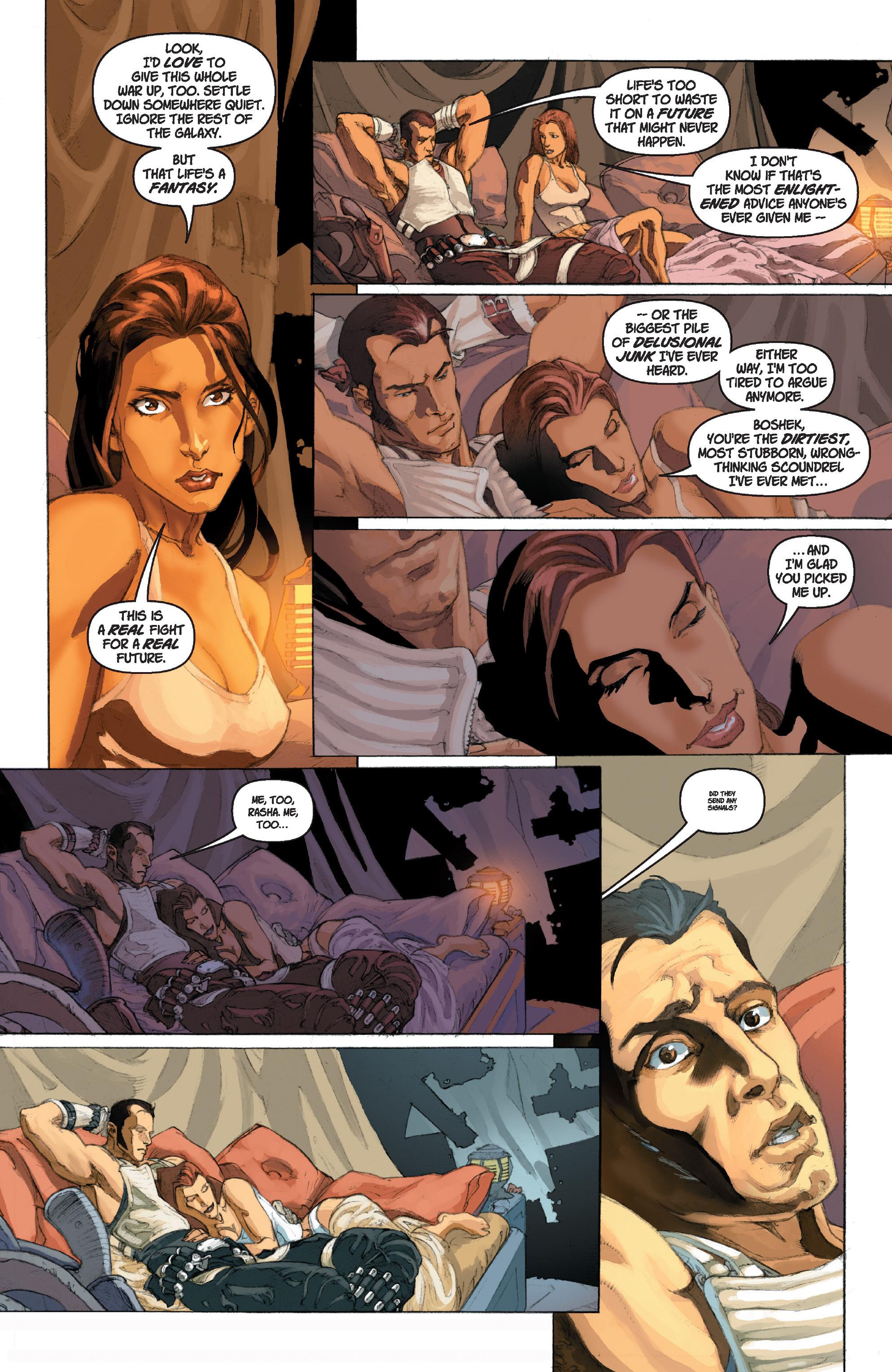 Read online Star Wars Omnibus comic -  Issue # Vol. 22 - 119