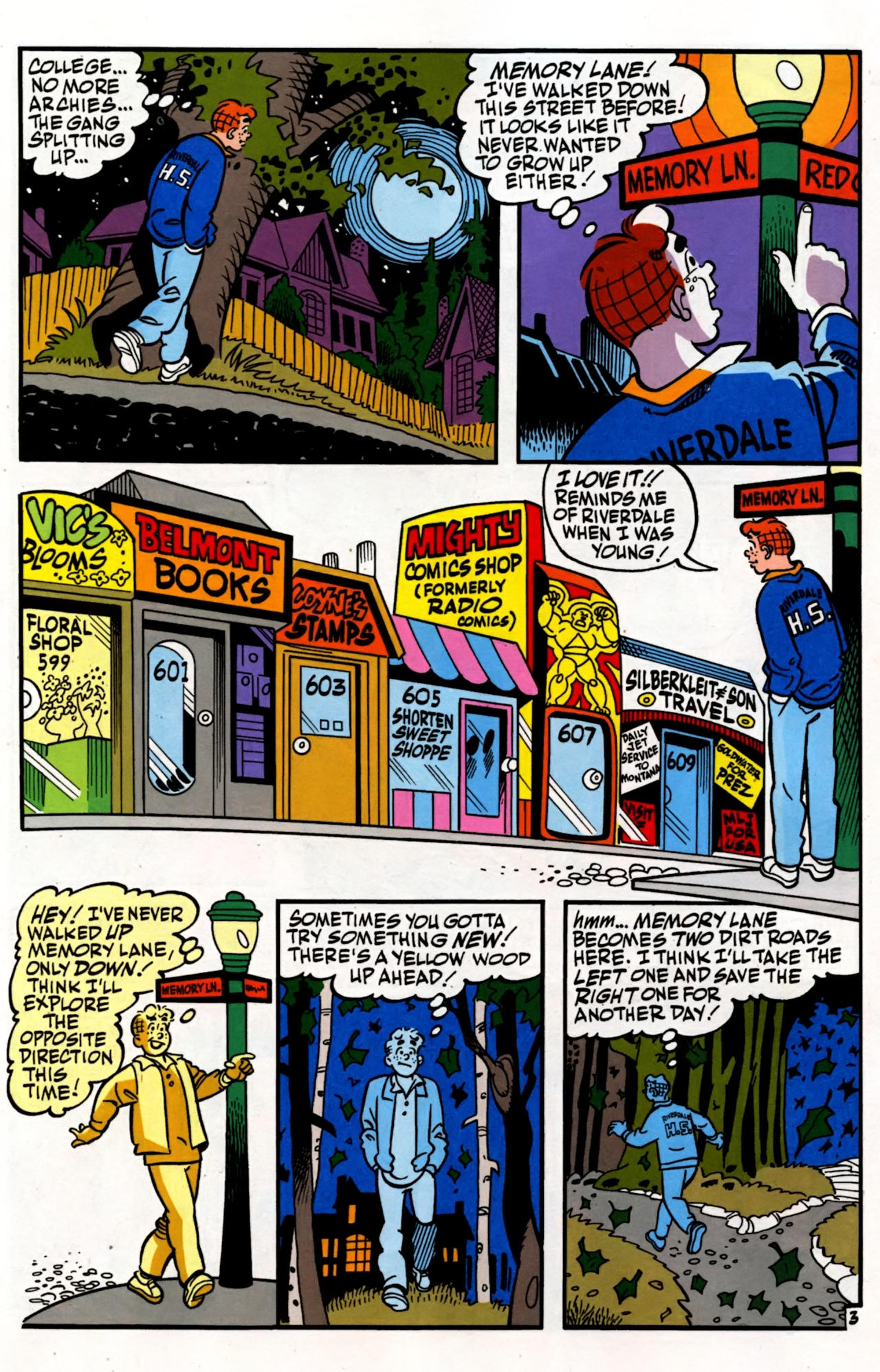 Read online Archie (1960) comic -  Issue #600 - 6