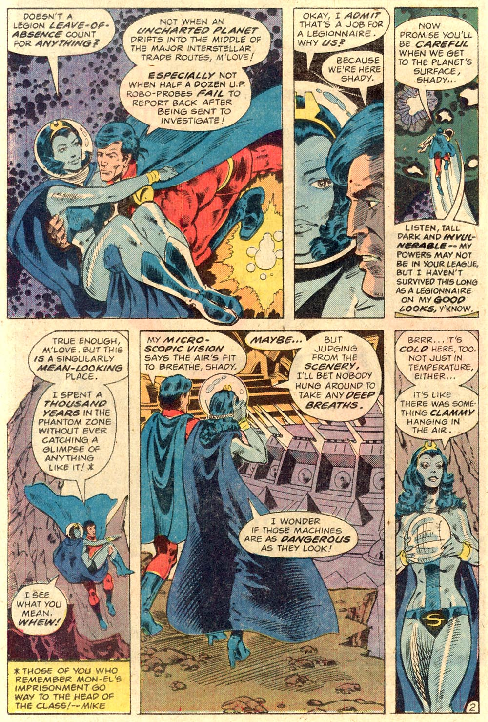 Legion of Super-Heroes (1980) 287 Page 20