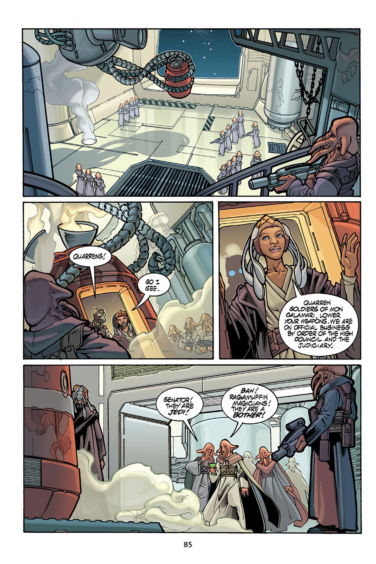 Read online Star Wars Omnibus comic -  Issue # Vol. 10 - 84