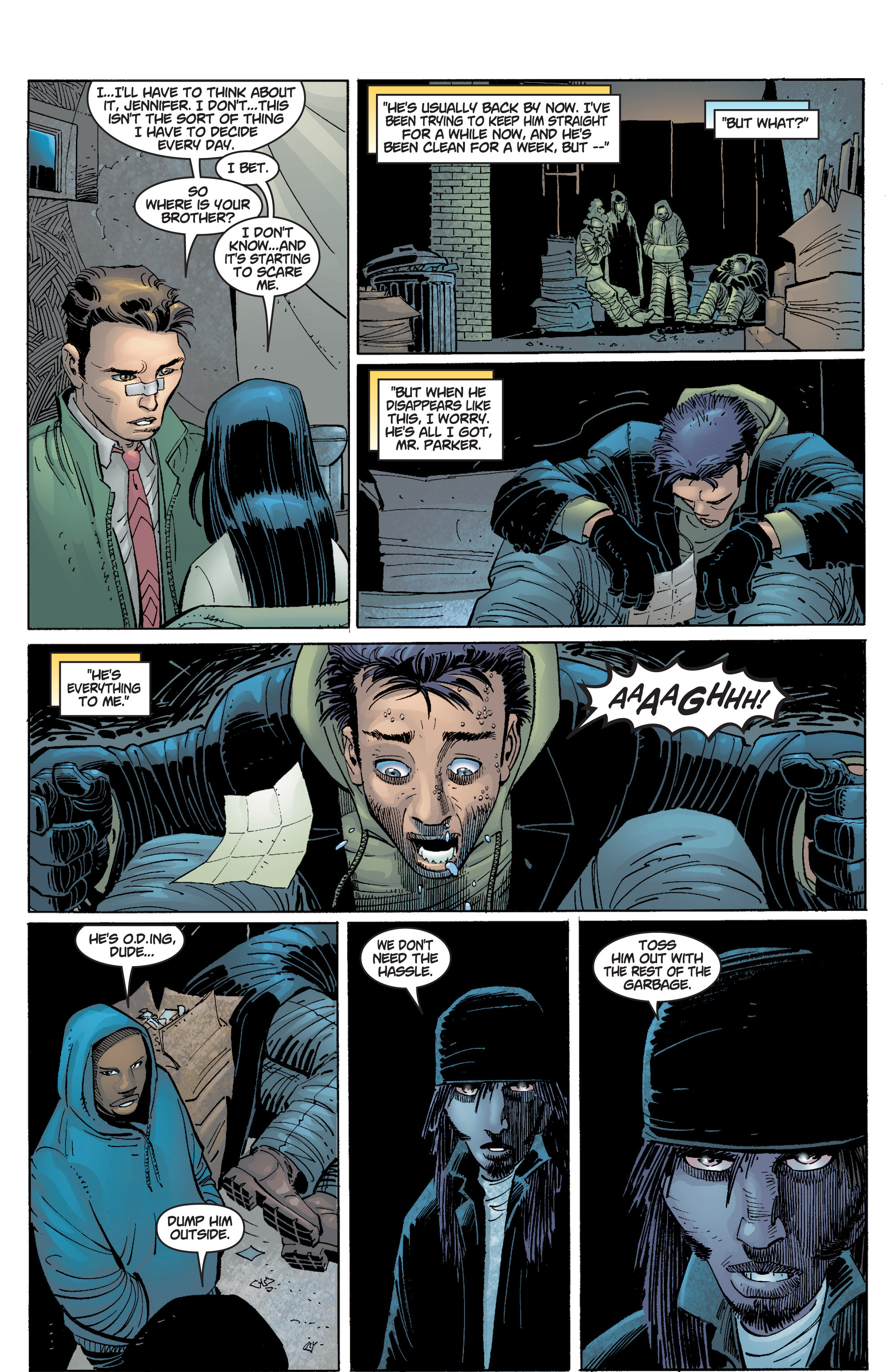 The Amazing Spider-Man (1999) 37 Page 15