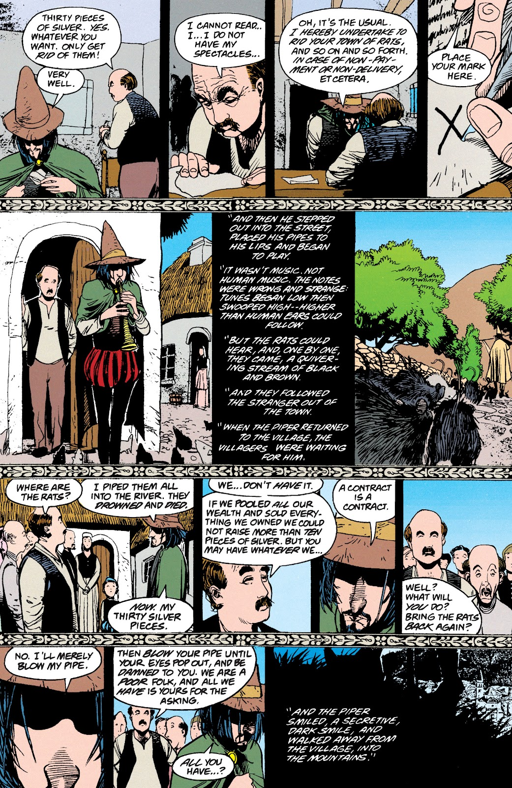 Read online The Children's Crusade comic -  Issue # _TPB (Part 1) - 33