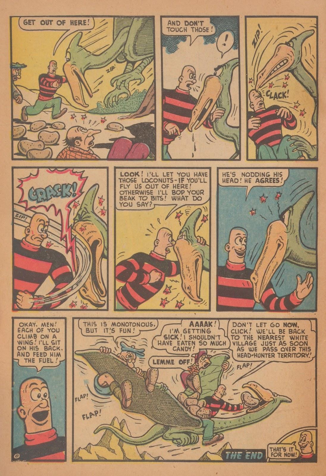Read online Gay Comics comic -  Issue #29 - 40