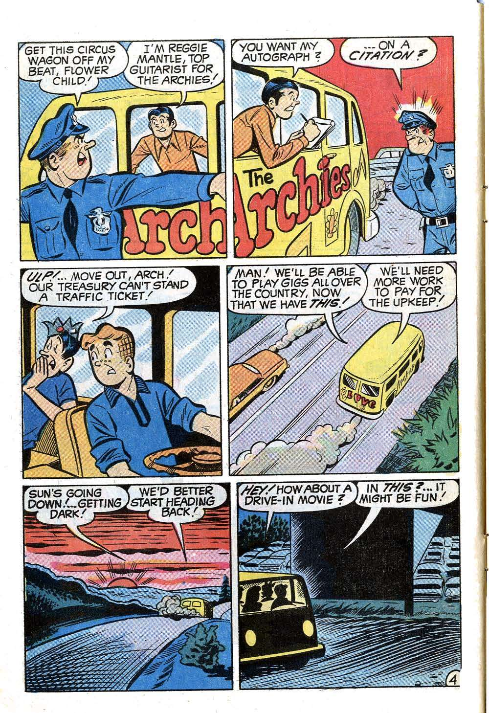Read online Archie (1960) comic -  Issue #201 - 6