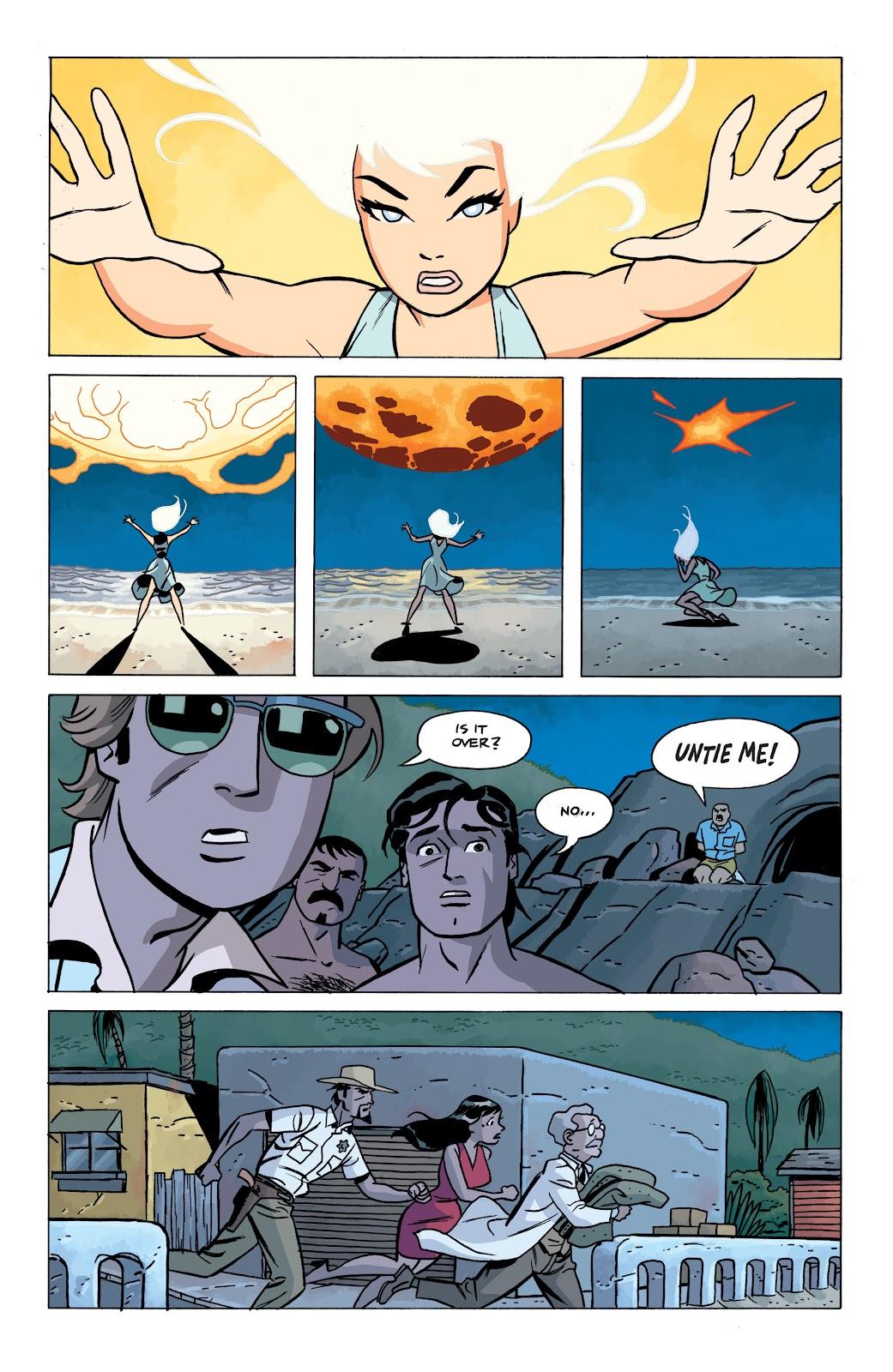 Read online The Twilight Children comic -  Issue #4 - 16