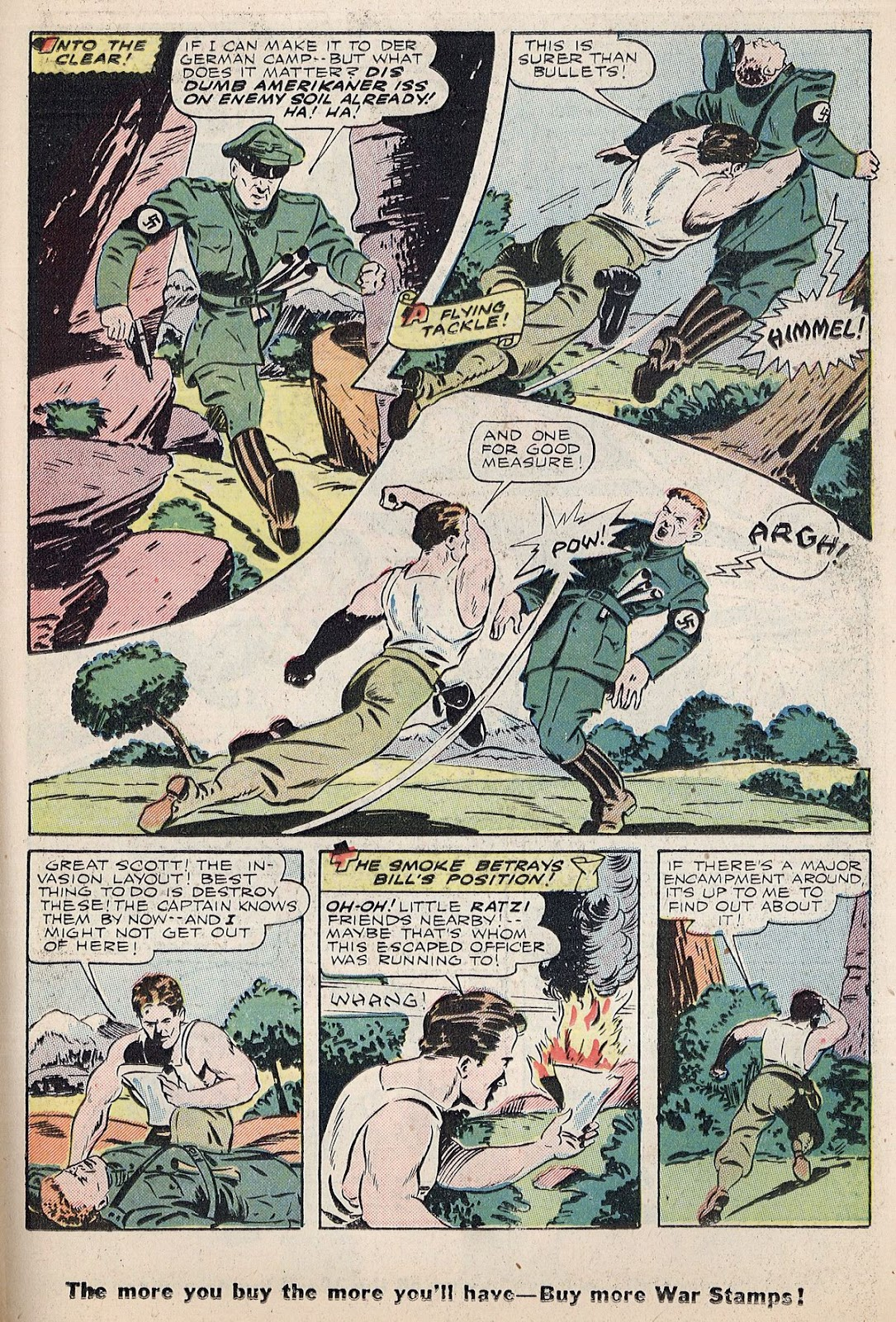 Exciting Comics (1940) issue 38 - Page 31