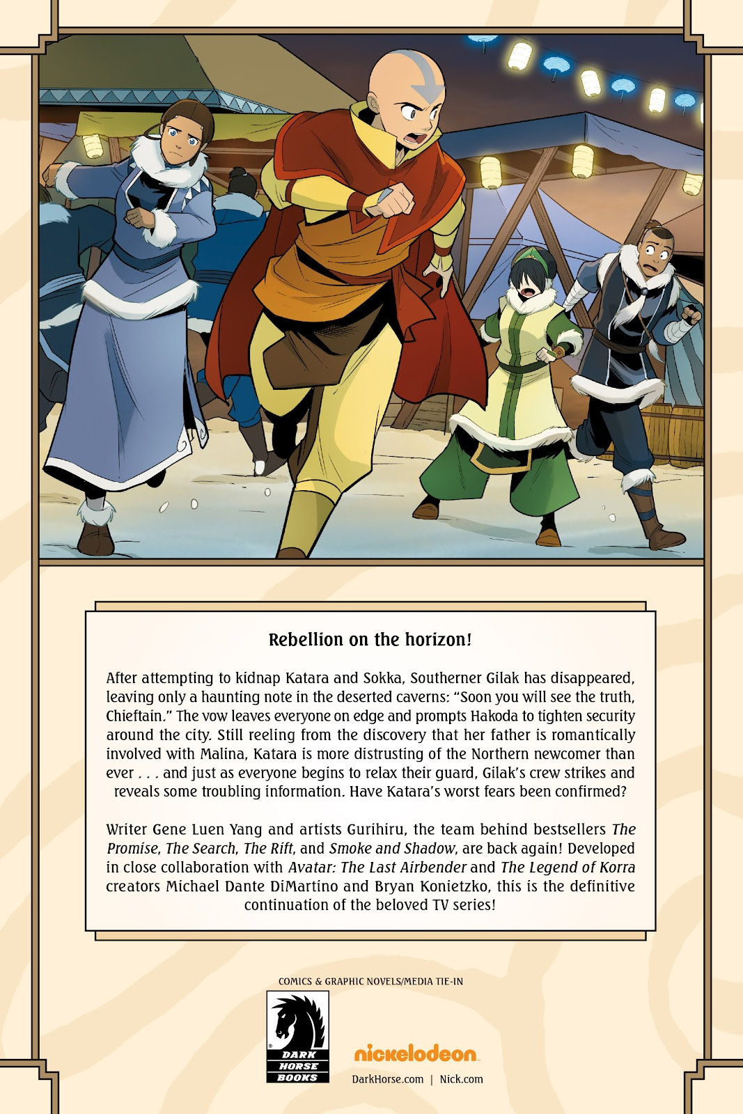 Nickelodeon Avatar: The Last Airbender - North and South issue 2 - Page 77