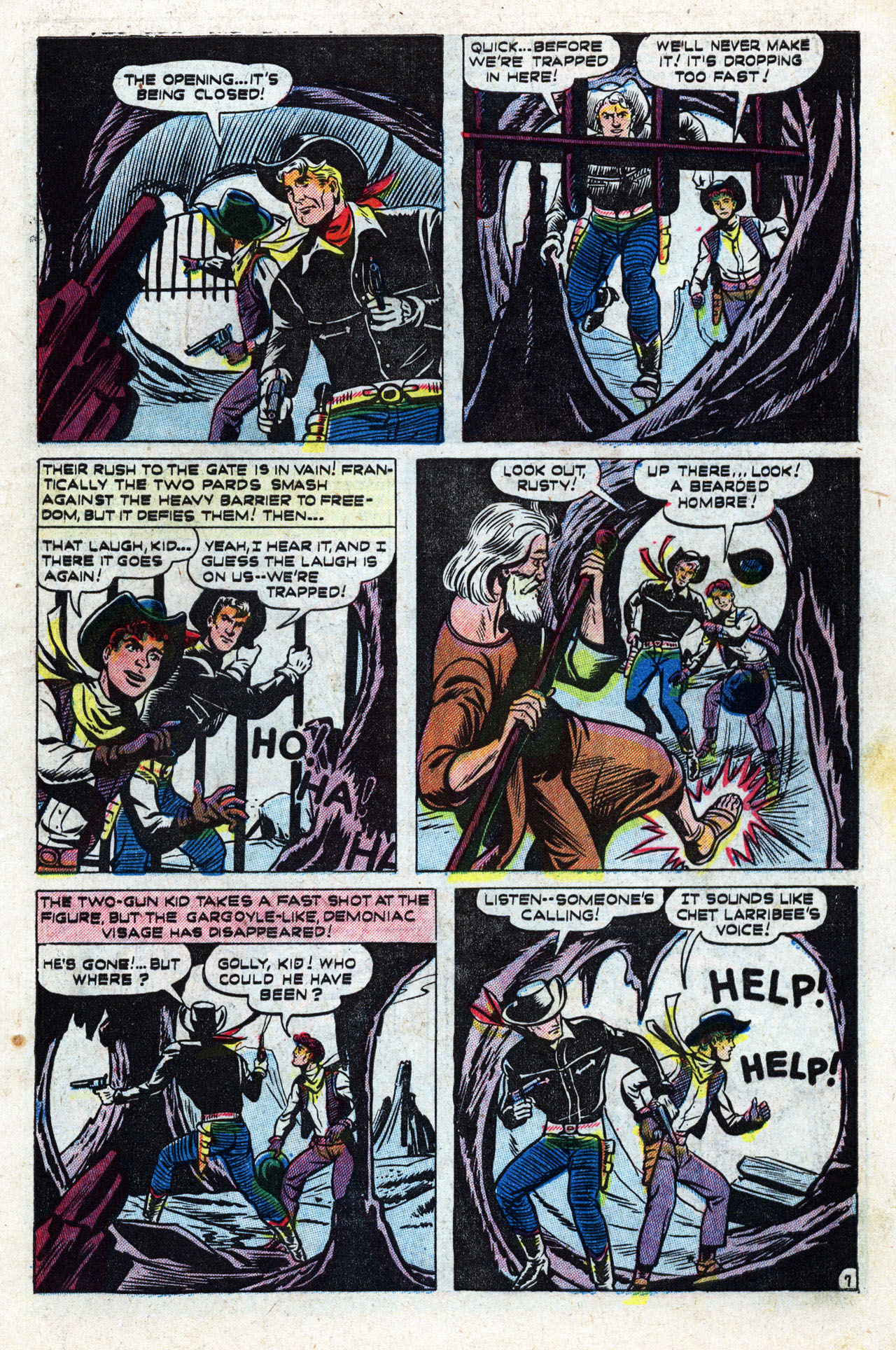 Read online Two-Gun Kid comic -  Issue #10 - 9