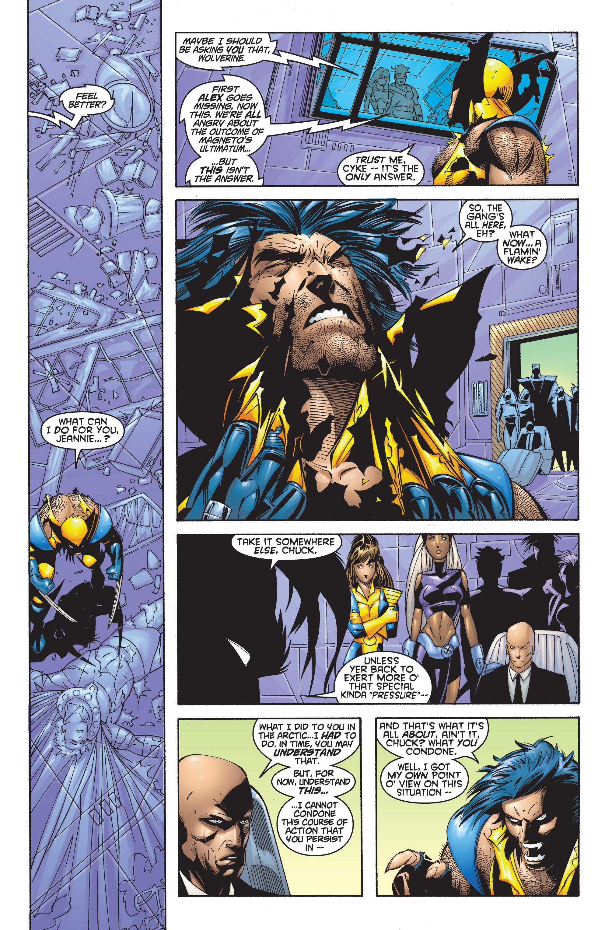 Read online Uncanny X-Men (1963) comic -  Issue #368 - 18
