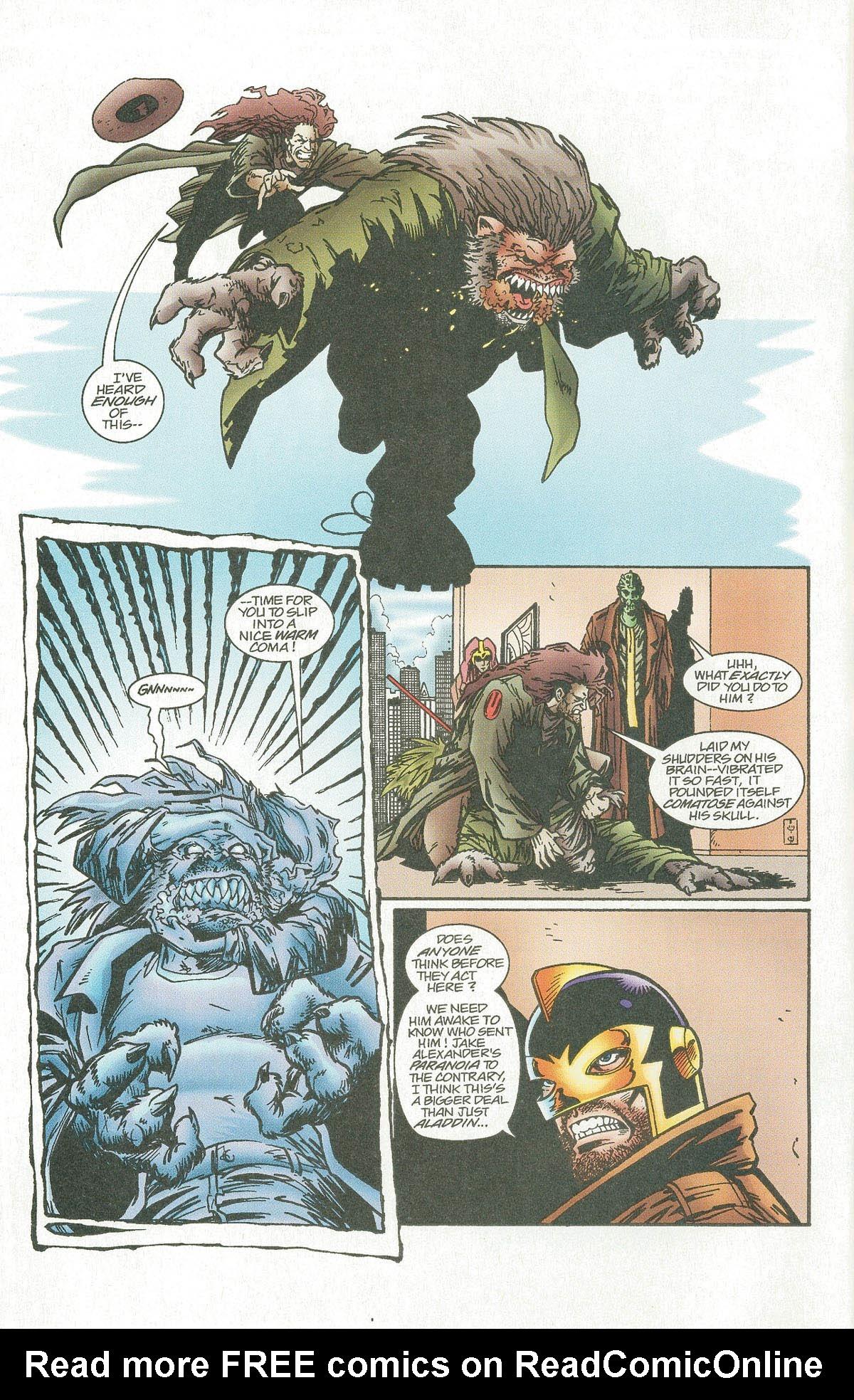 Read online UltraForce (1995) comic -  Issue #7 - 6
