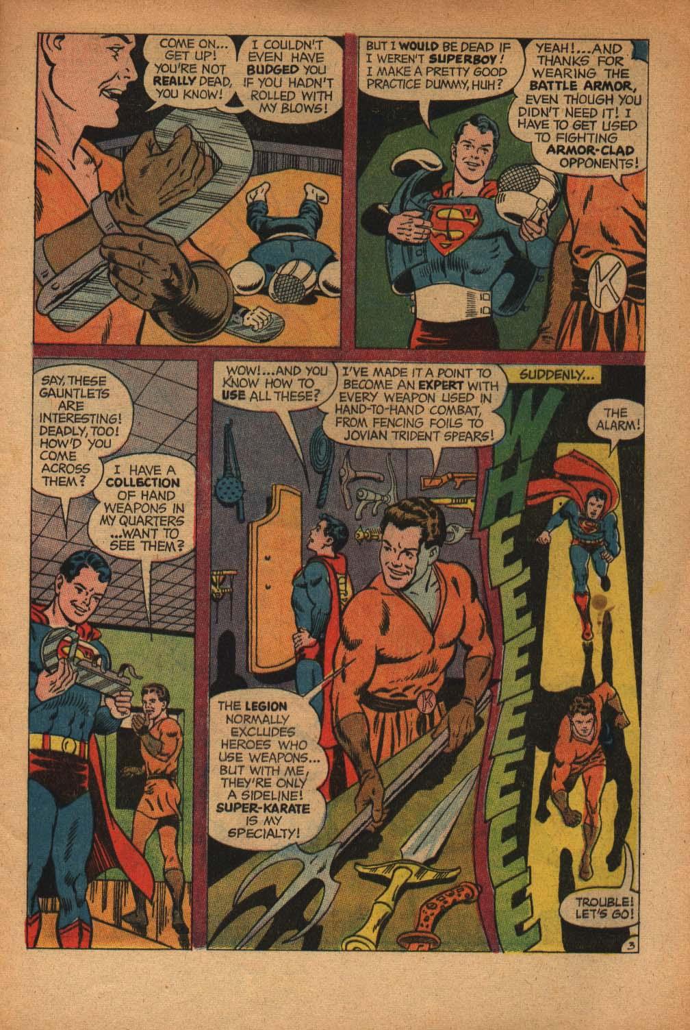 Read online Adventure Comics (1938) comic -  Issue #368 - 5