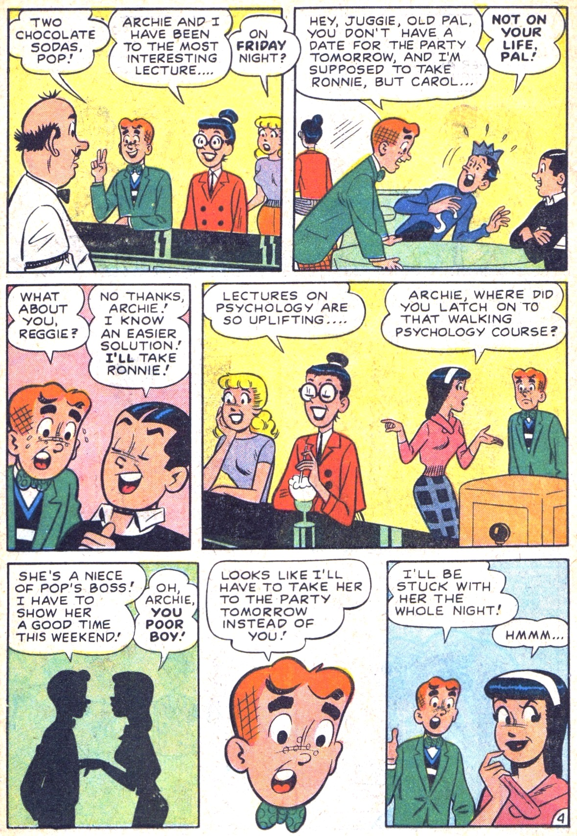 Read online Archie (1960) comic -  Issue #118 - 16