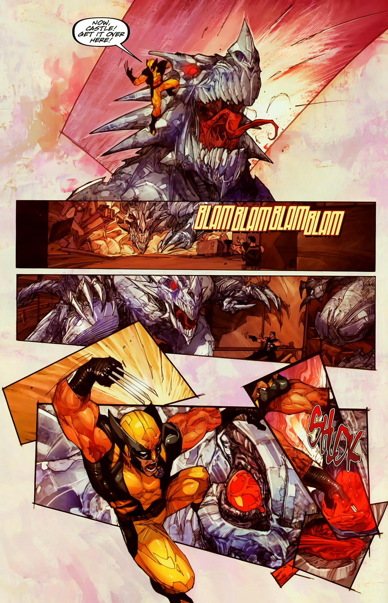 Read online Astonishing Tales (2009) comic -  Issue #5 - 8