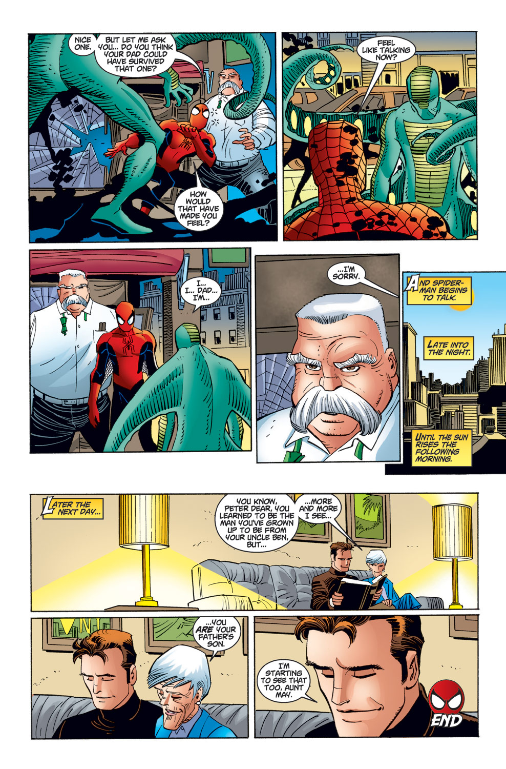 The Amazing Spider-Man (1999) 26 Page 20