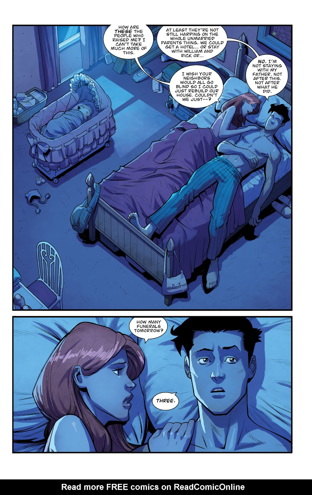 Invincible (2003) issue TPB 21 - Modern Family - Page 33