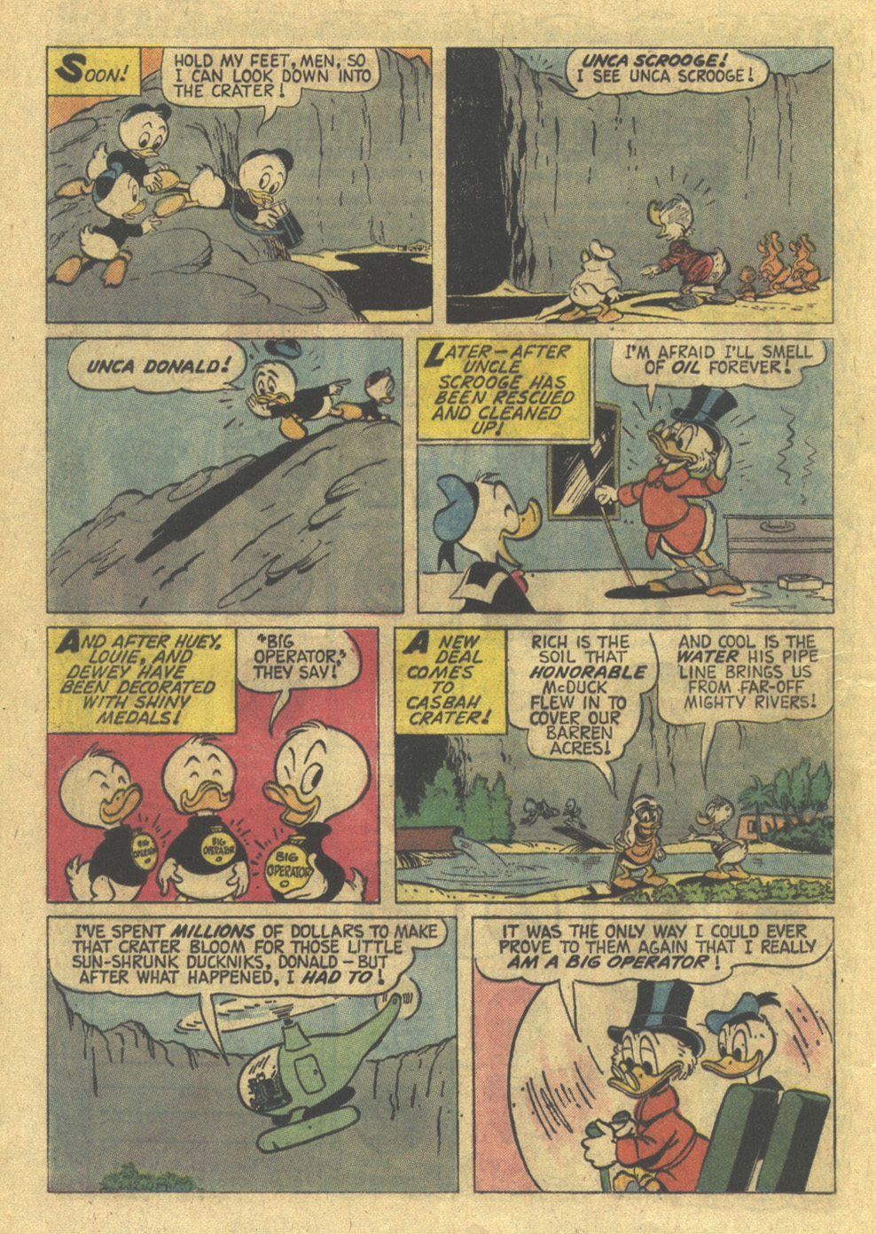 Read online Uncle Scrooge (1953) comic -  Issue #100 - 18