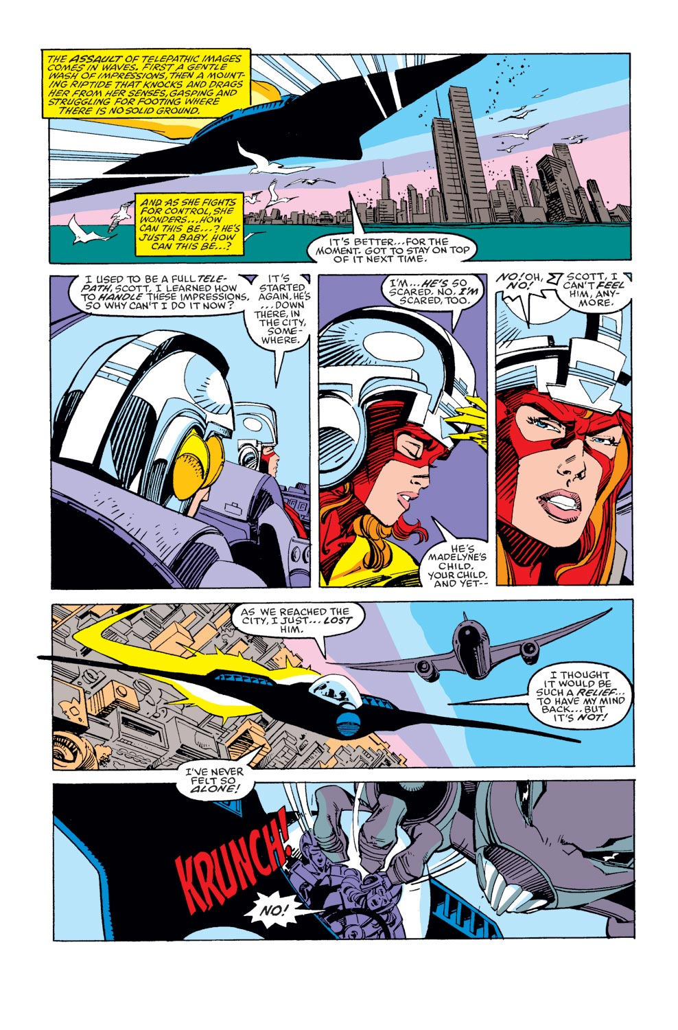 Read online X-Factor (1986) comic -  Issue #36 - 10