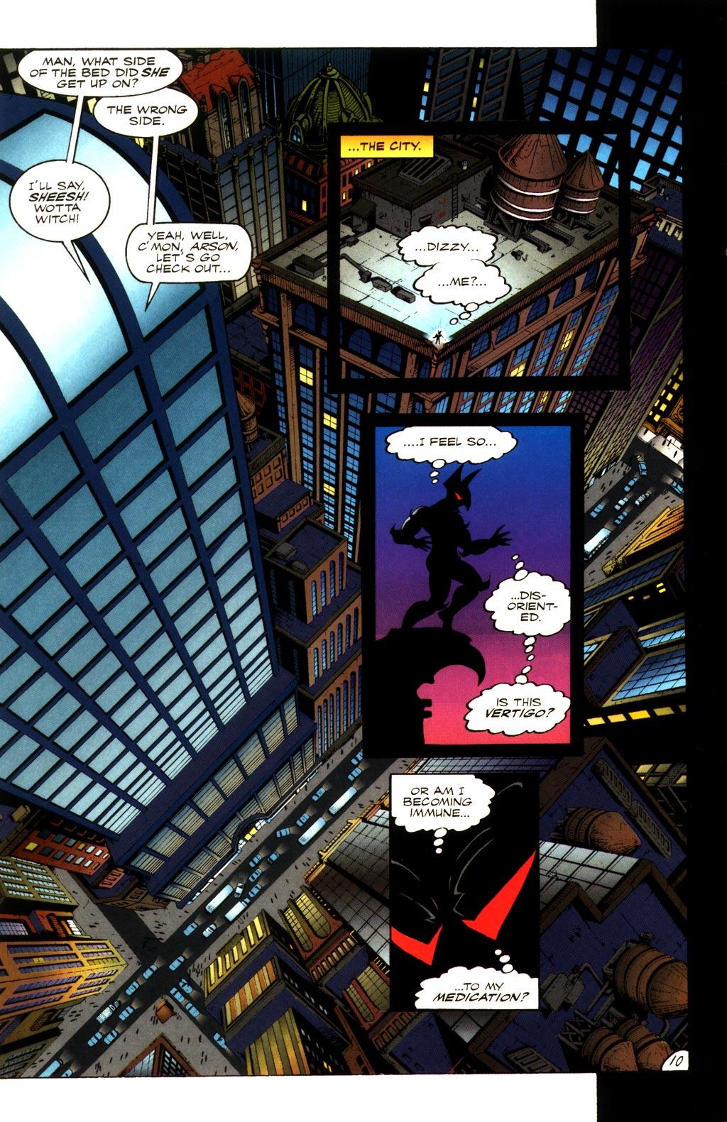 Read online ShadowHawk comic -  Issue #8 - 10