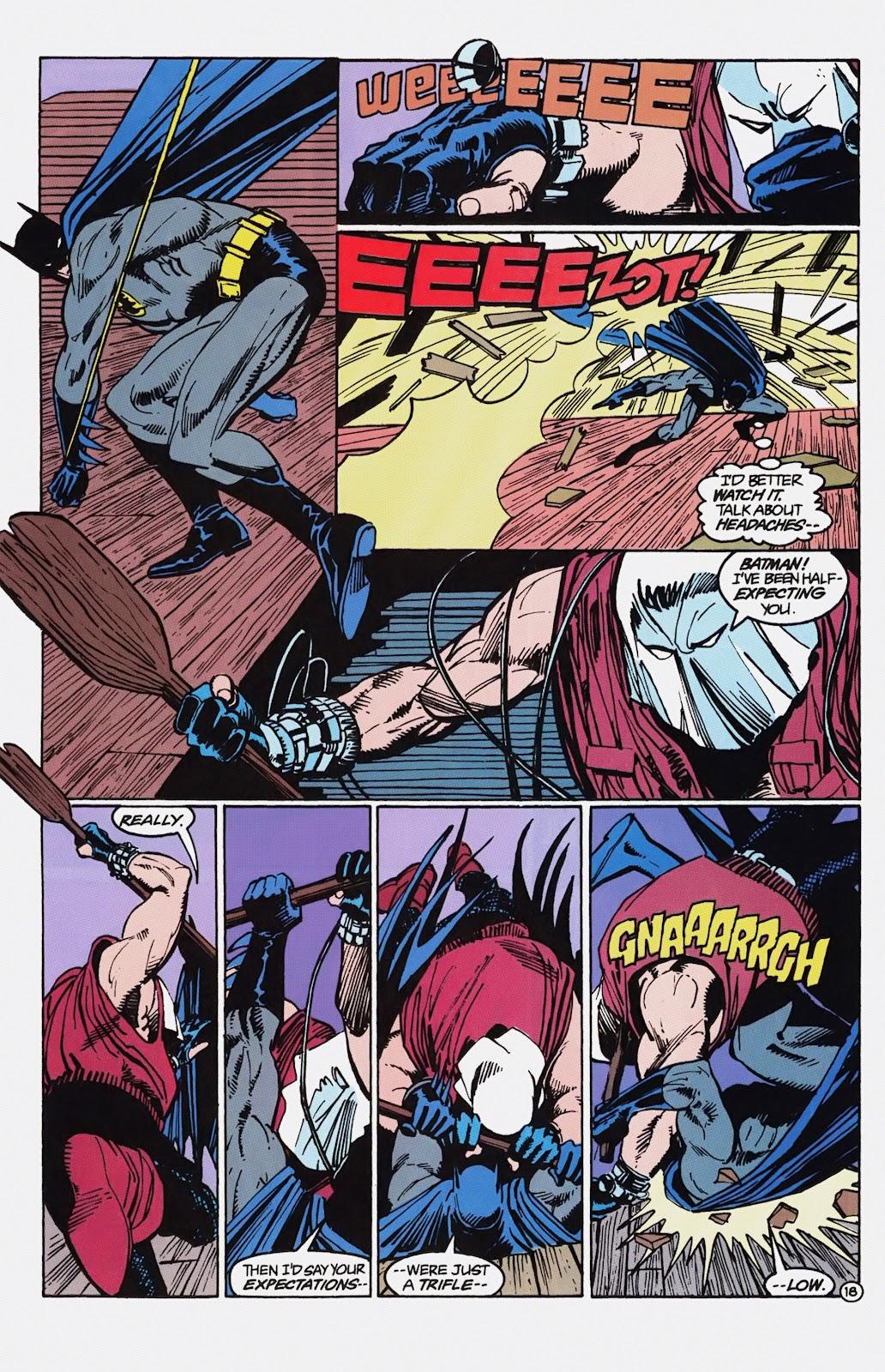 Read online Detective Comics (1937) comic -  Issue # _TPB Batman - Blind Justice (Part 1) - 23