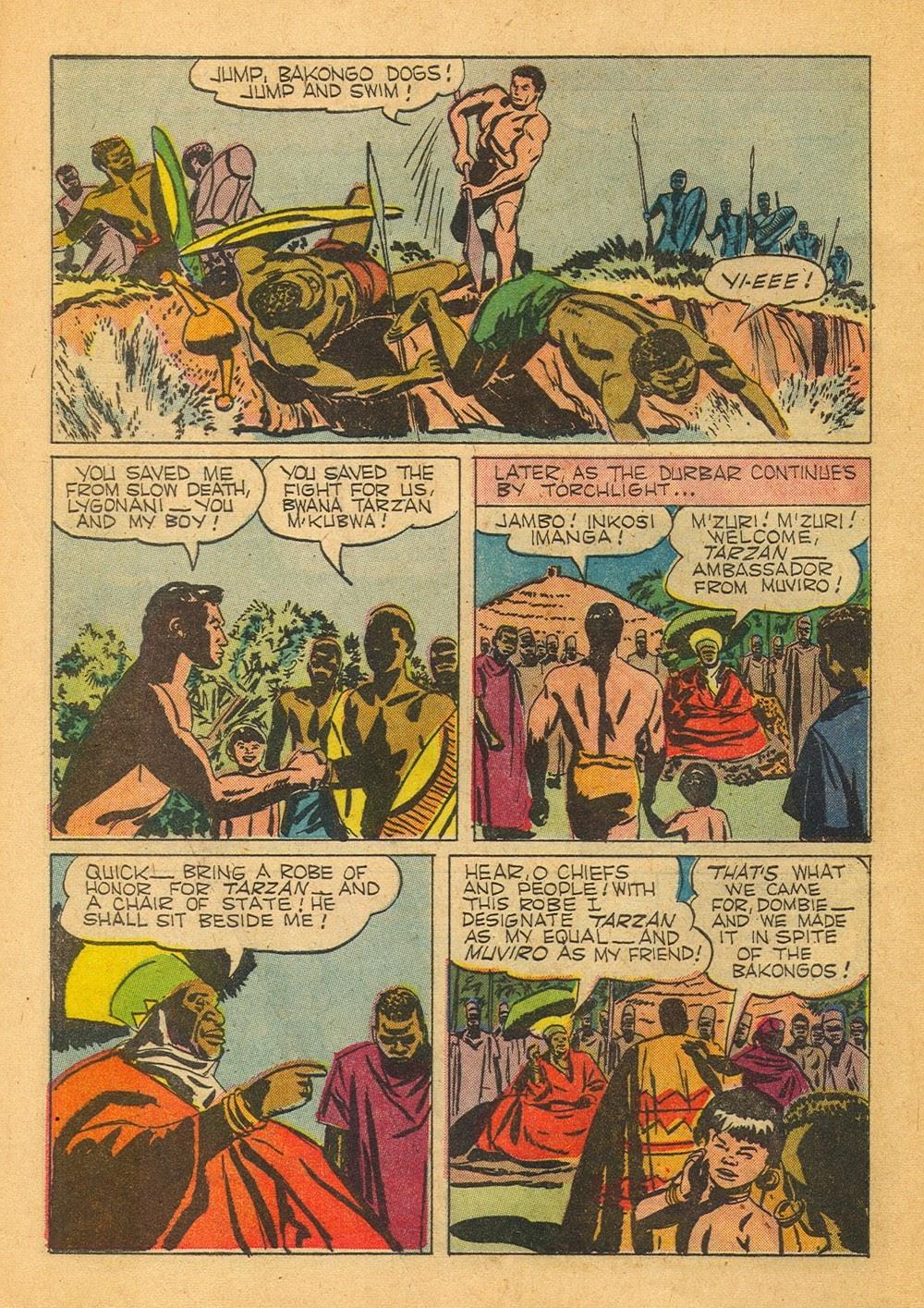 Tarzan (1948) issue 125 - Page 28
