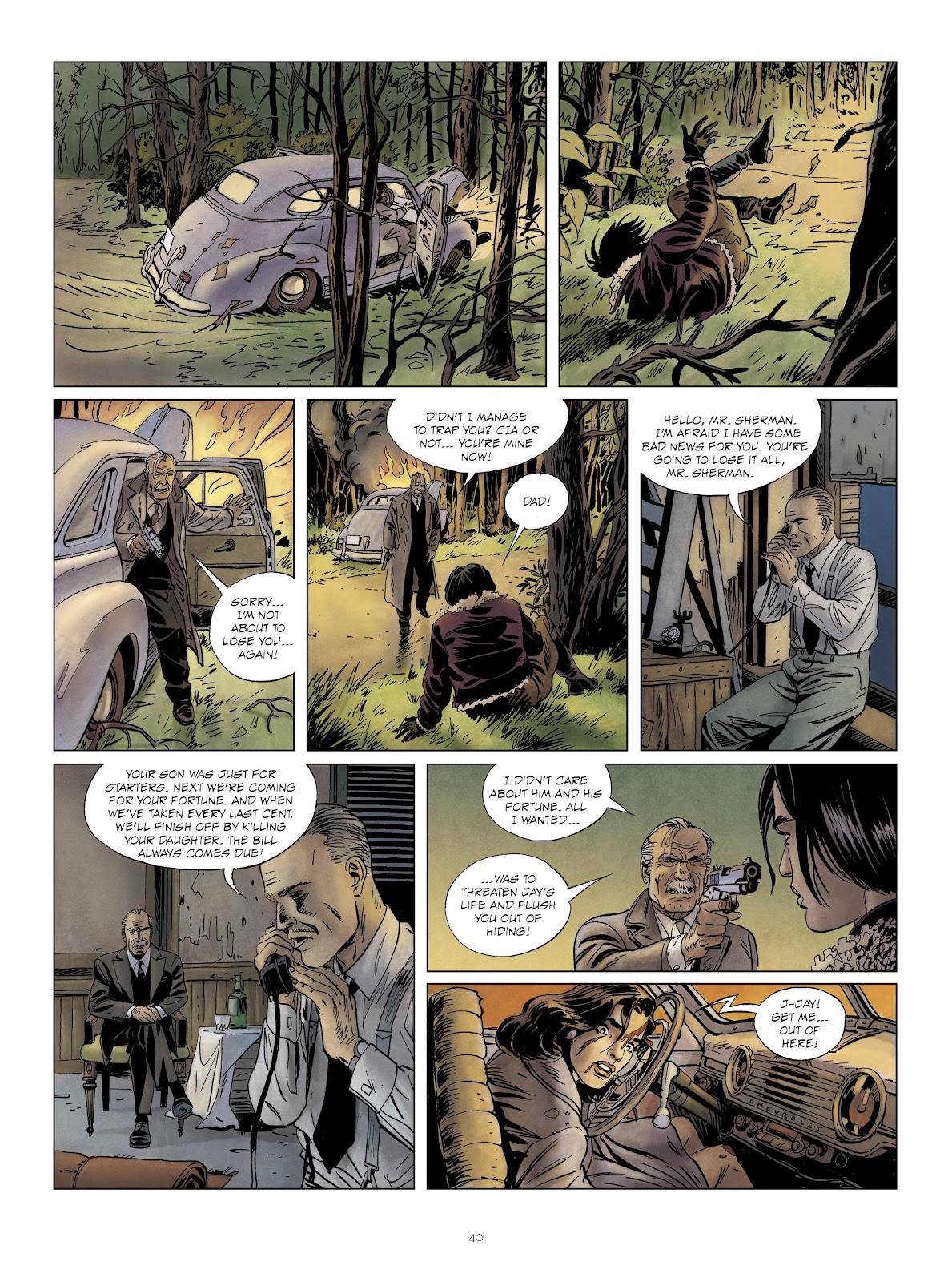 Read online Sherman comic -  Issue #6 - 40