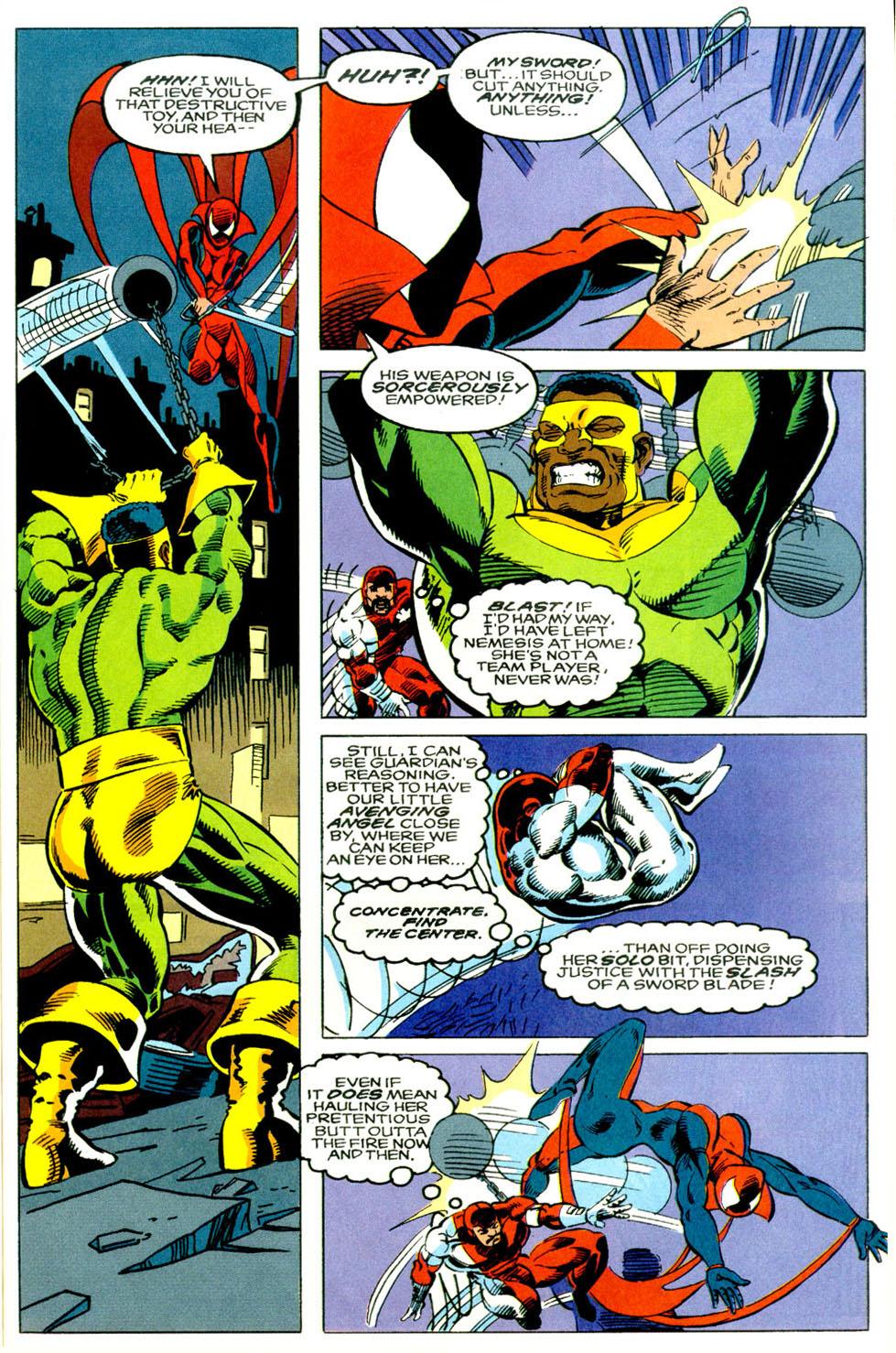 Read online Alpha Flight (1983) comic -  Issue #118 - 18