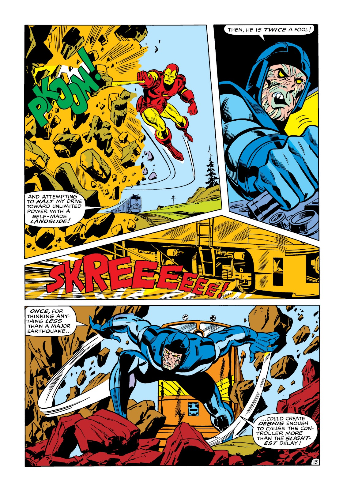 Read online Marvel Masterworks: The Invincible Iron Man comic -  Issue # TPB 5 (Part 3) - 51