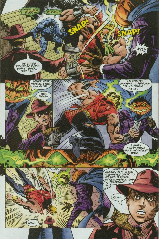 Read online Sludge comic -  Issue #9 - 6