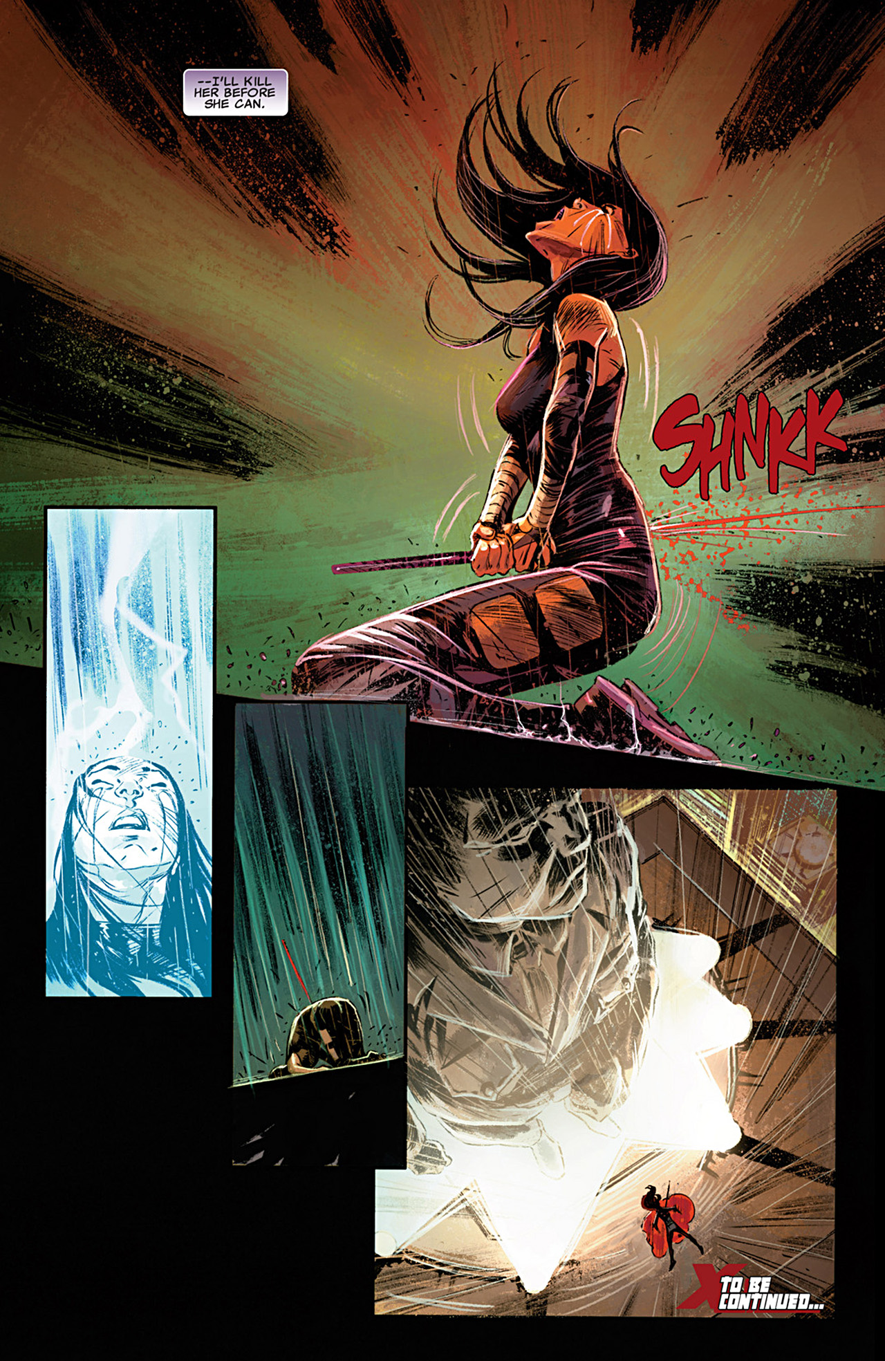 Uncanny X-Force (2010) #28 #30 - English 22