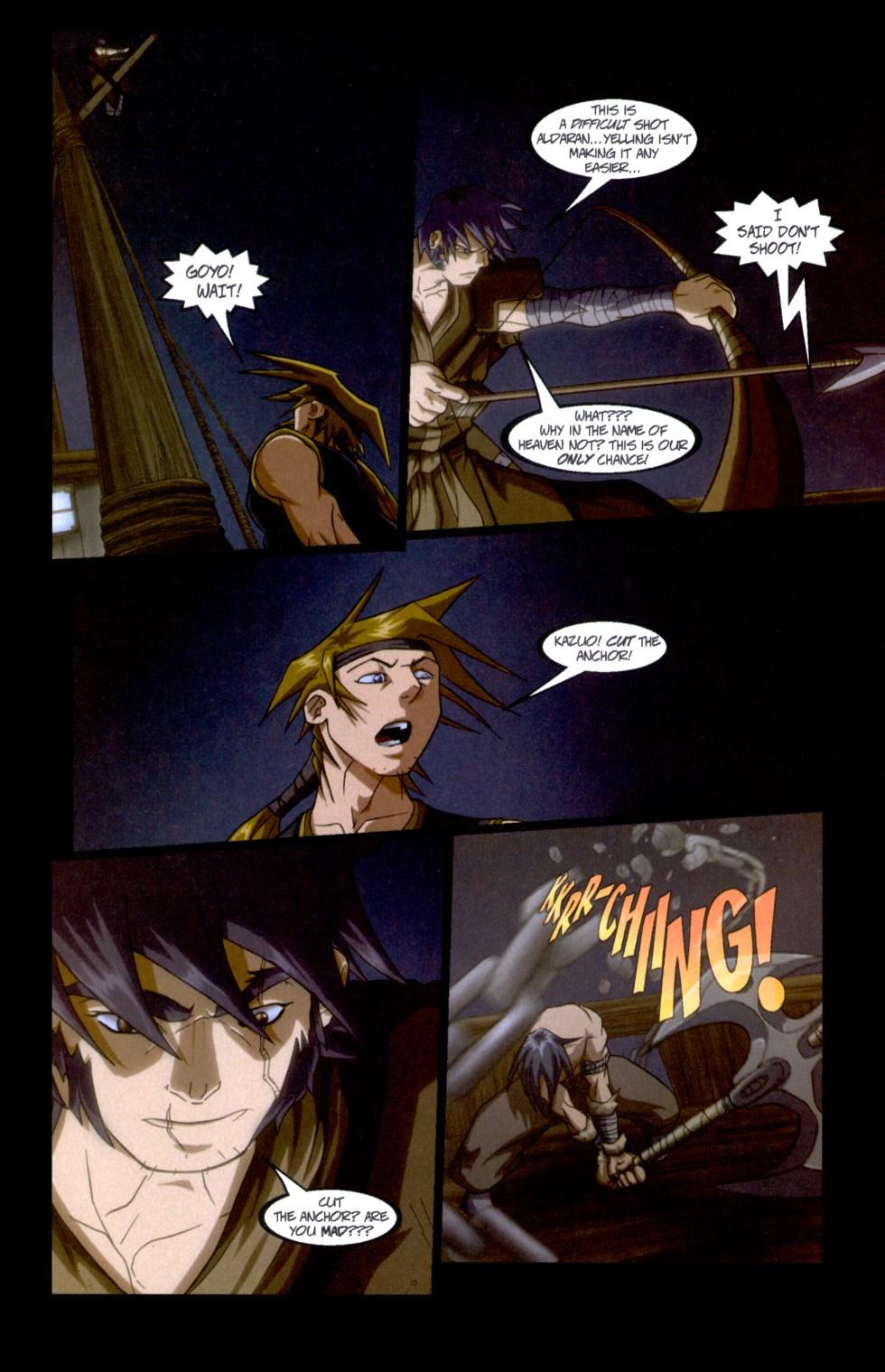 Read online Shidima comic -  Issue #6 - 11